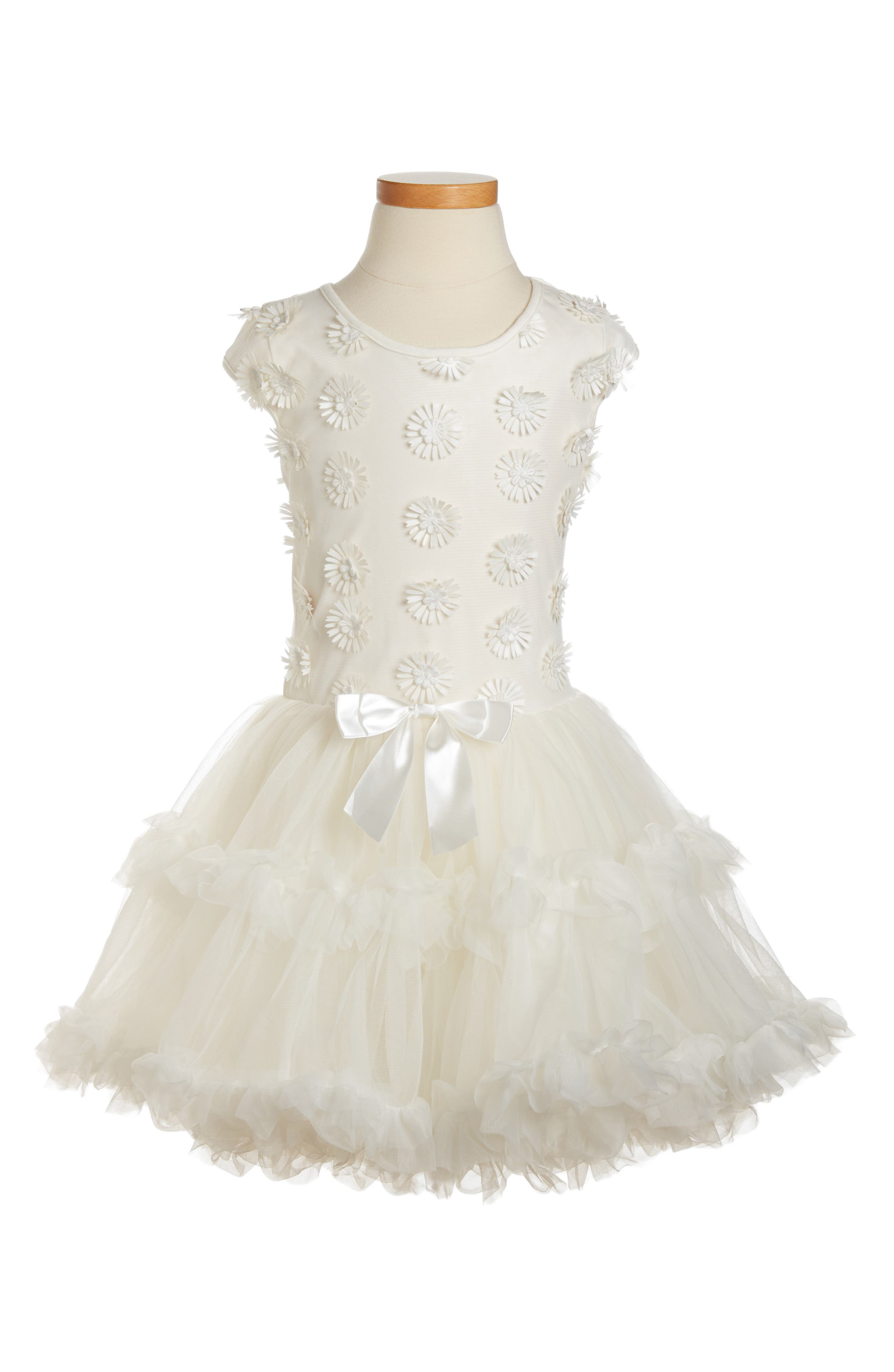 Main Image - Popatu Daisy Pettidress (Toddler Girls & Little Girls)