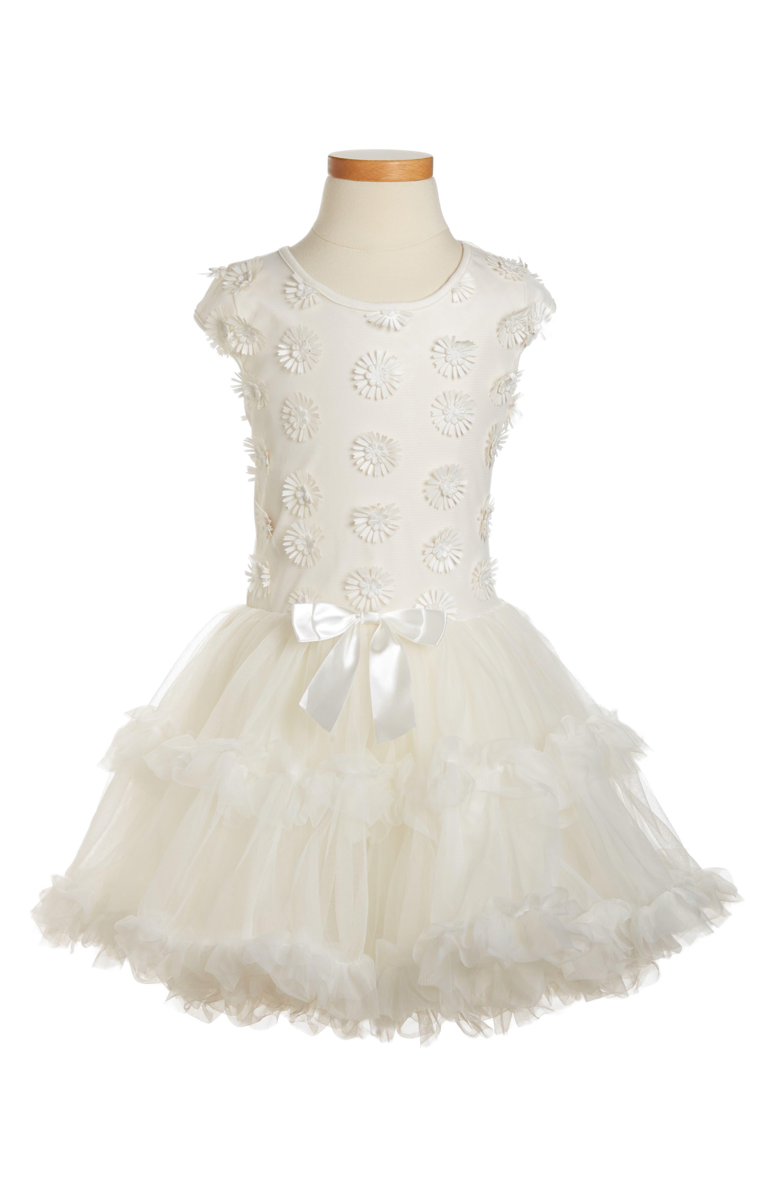 Daisy Pettidress,                         Main,                         color, White