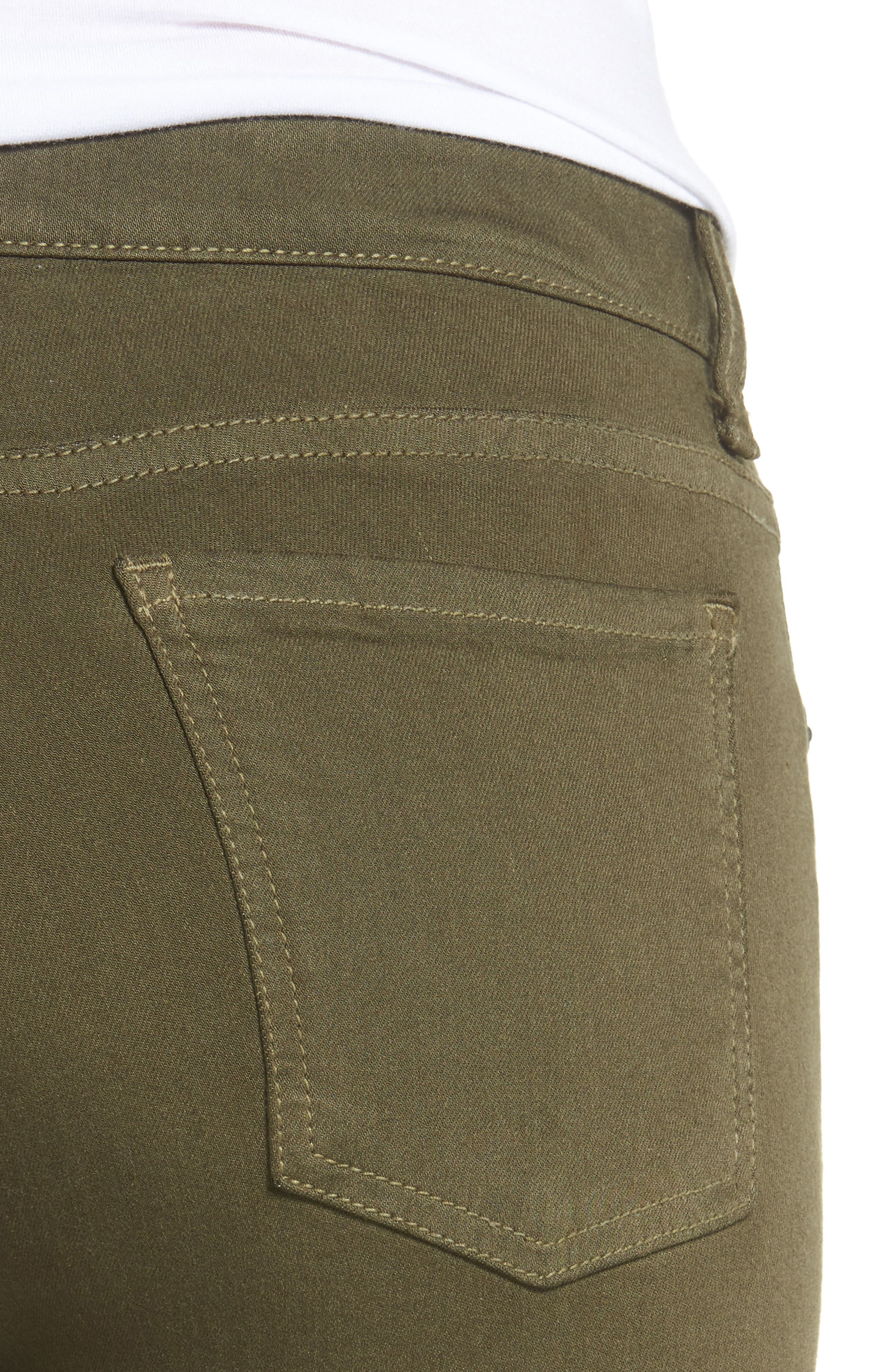 Alternate Image 3  - KUT from the Kloth Donna Skinny Jeans (Regular & Petite)