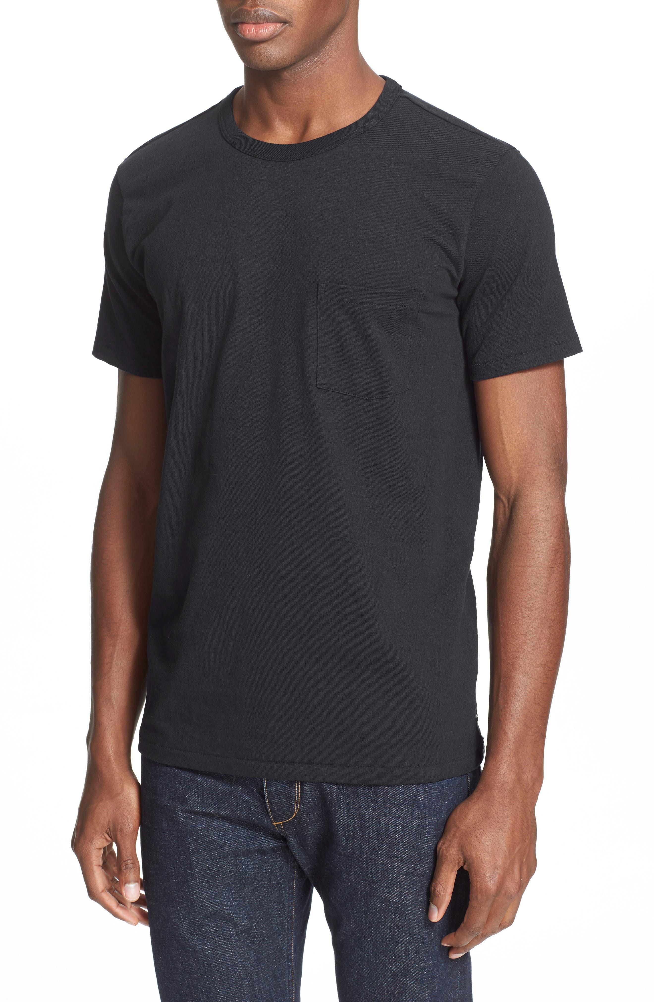 Alternate Image 4  - rag & bone Pocket T-Shirt