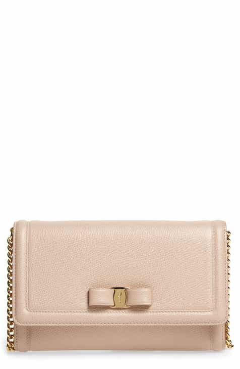 5219ce64d2 Salvatore Ferragamo Mini Vara Leather Crossbody Bag