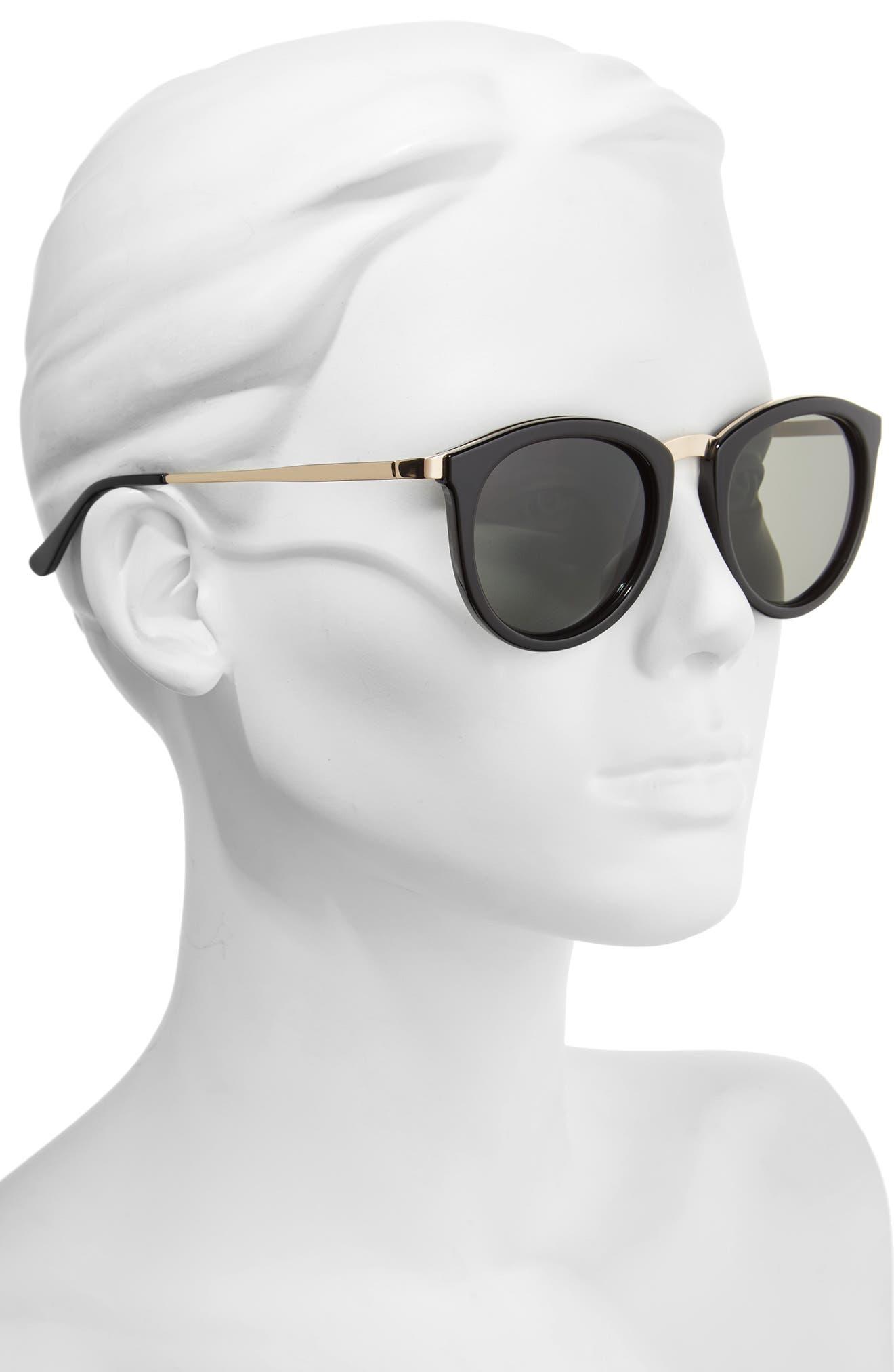 Alternate Image 2  - Le Specs No Smirking 51mm Polarized Sunglasses