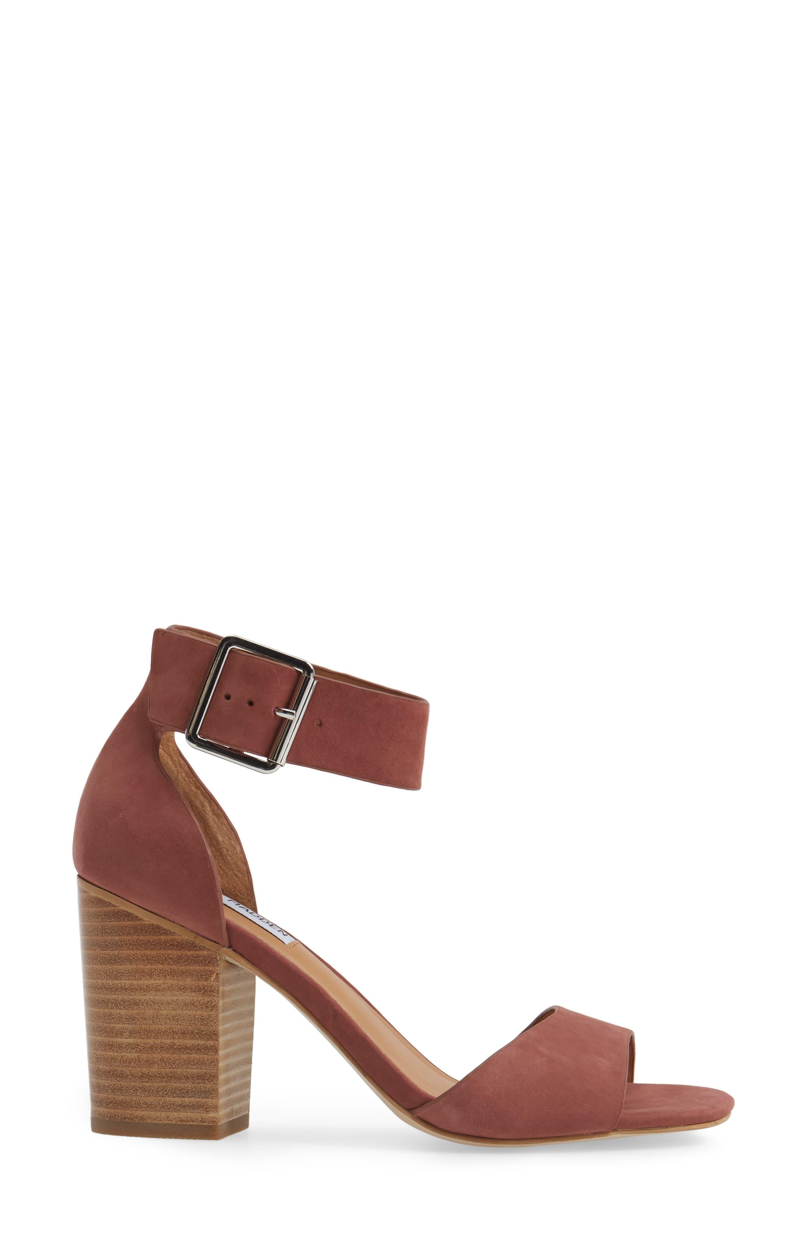 Alternate Image 3  - Steve Madden Gerard Block Heel Sandal (Women)