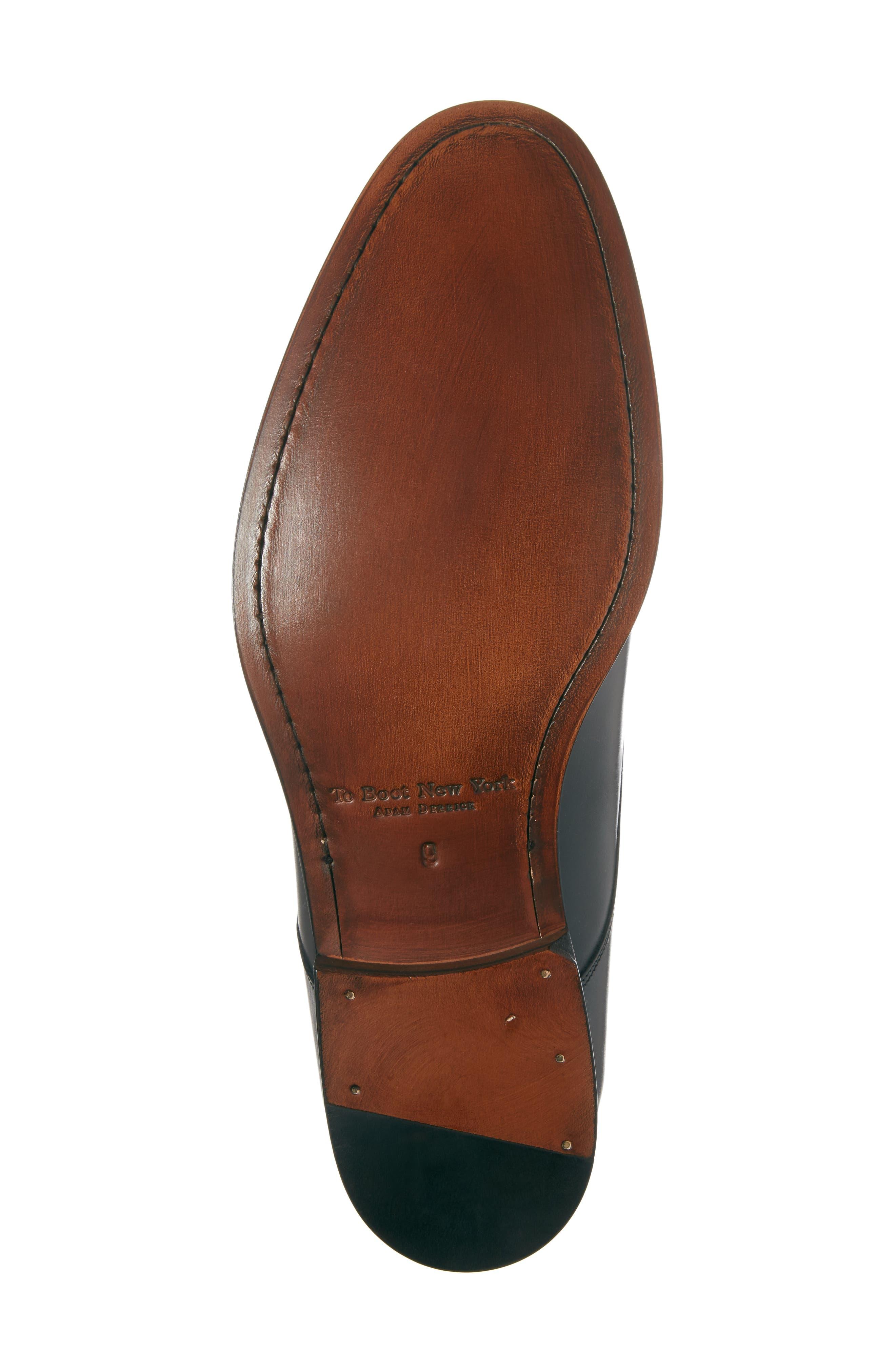 Alternate Image 6  - To Boot New York Hank Plain Toe Derby (Men)