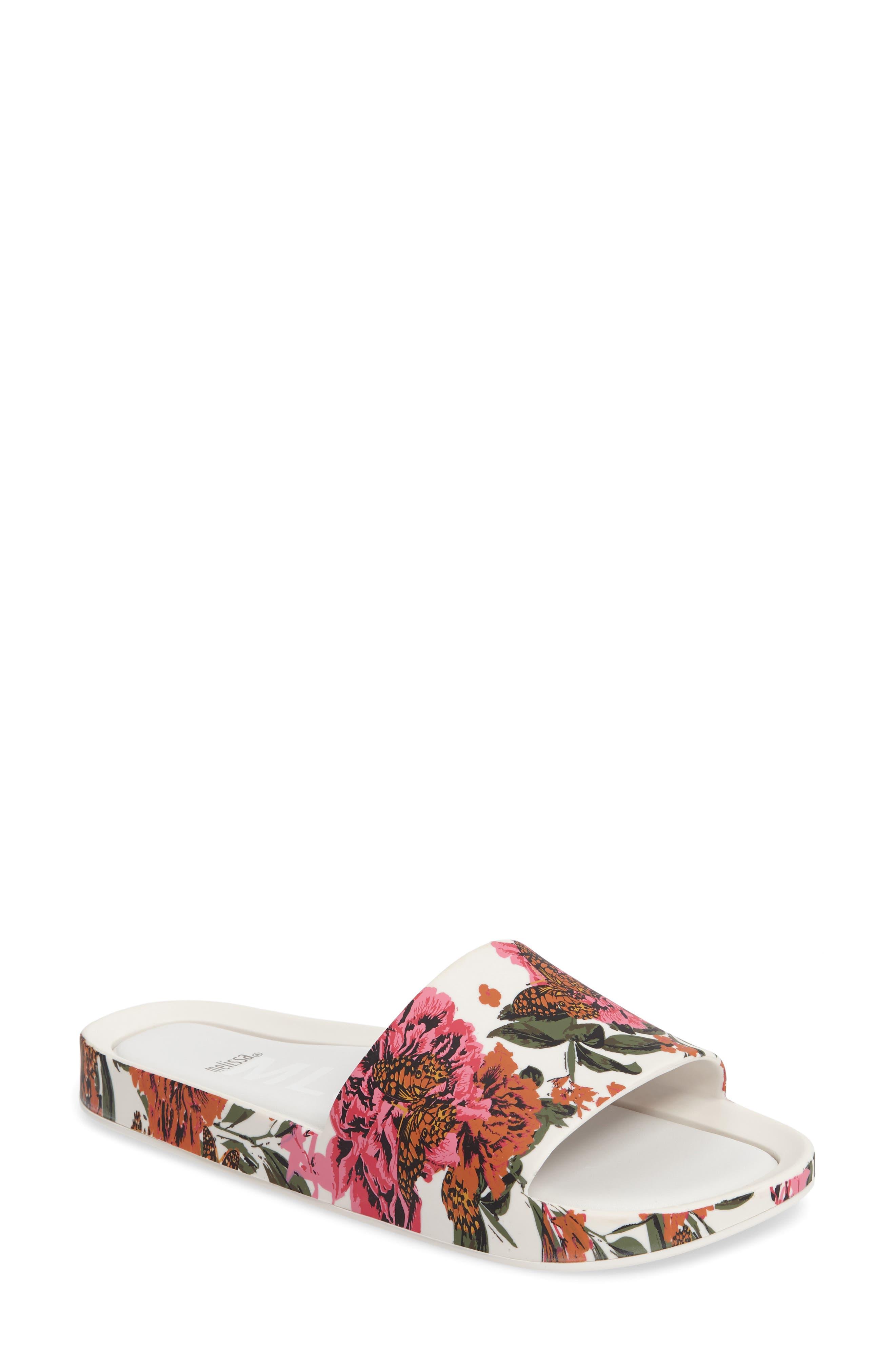 Melissa Beach III Slide Sandal (Women)