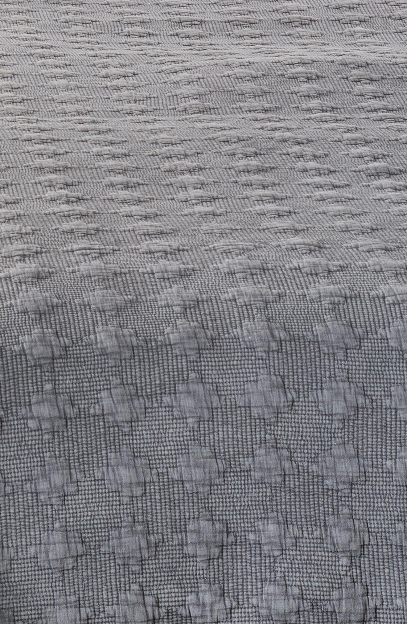 Garment Wash Quilt,                             Alternate thumbnail 2, color,                             Grey Frost