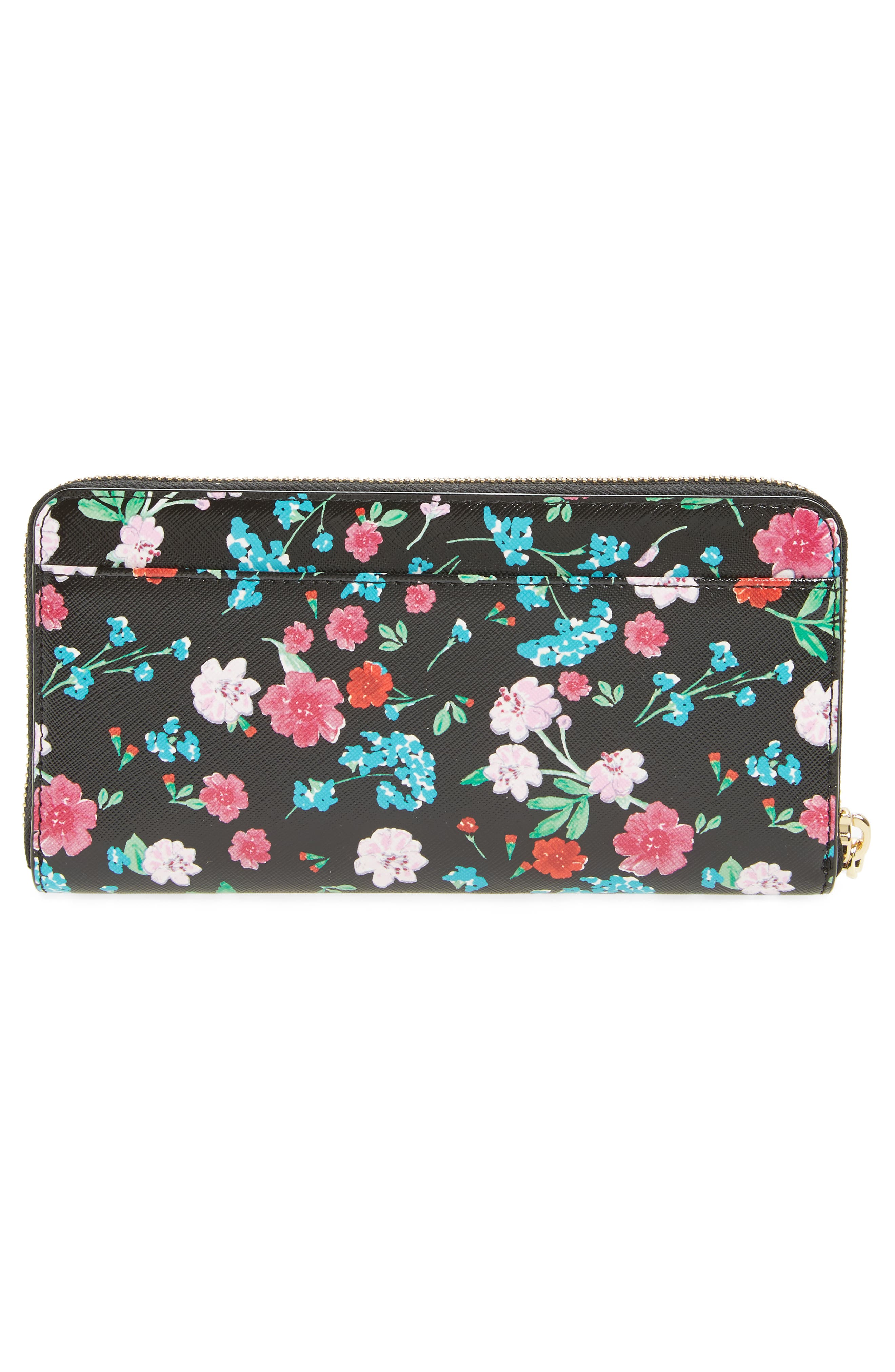 Alternate Image 2  - kate spade new york cameron street jardin lacey leather wallet