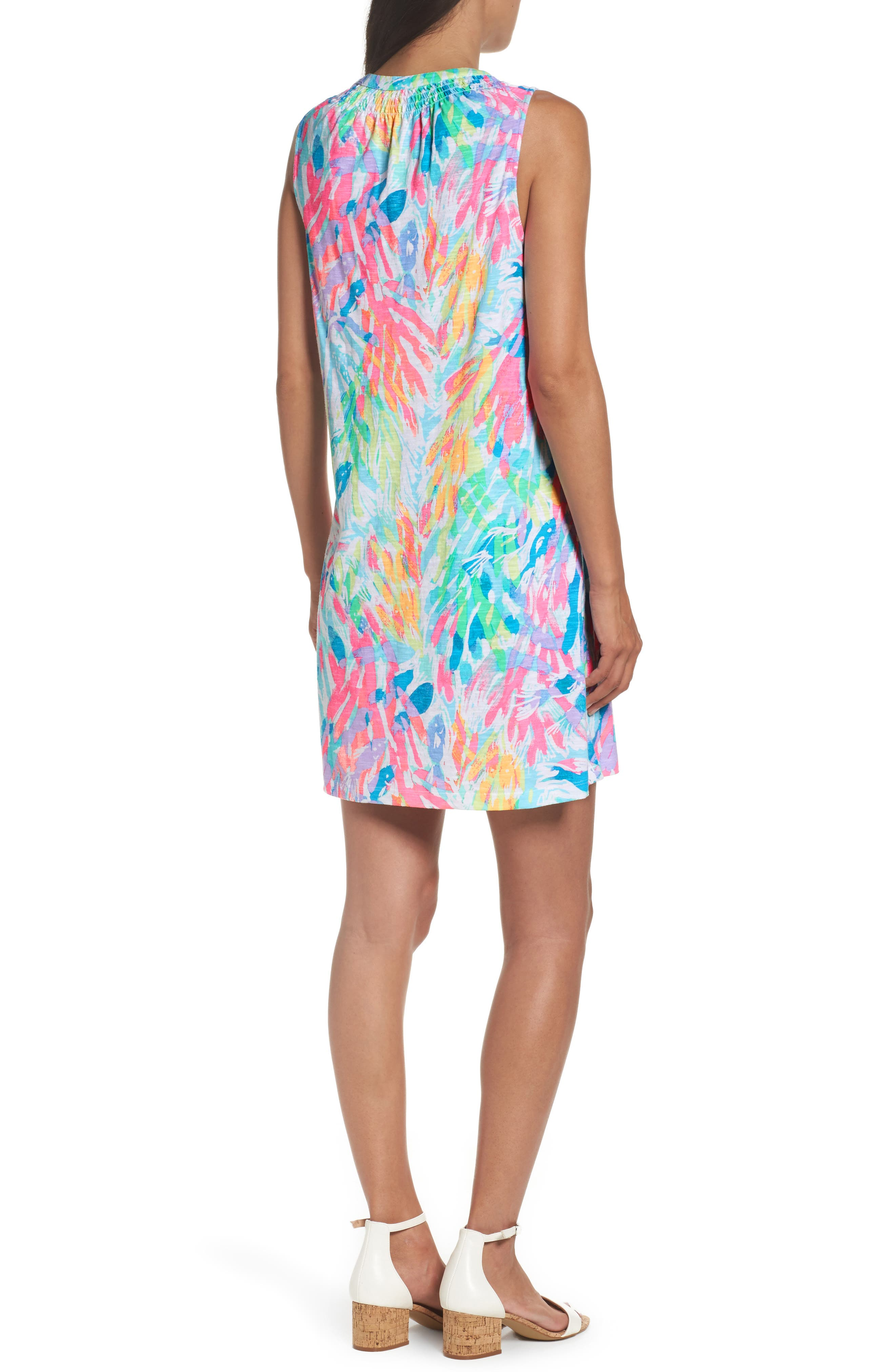 Alternate Image 2  - Lilly Pulitzer® Essie Shift Dress