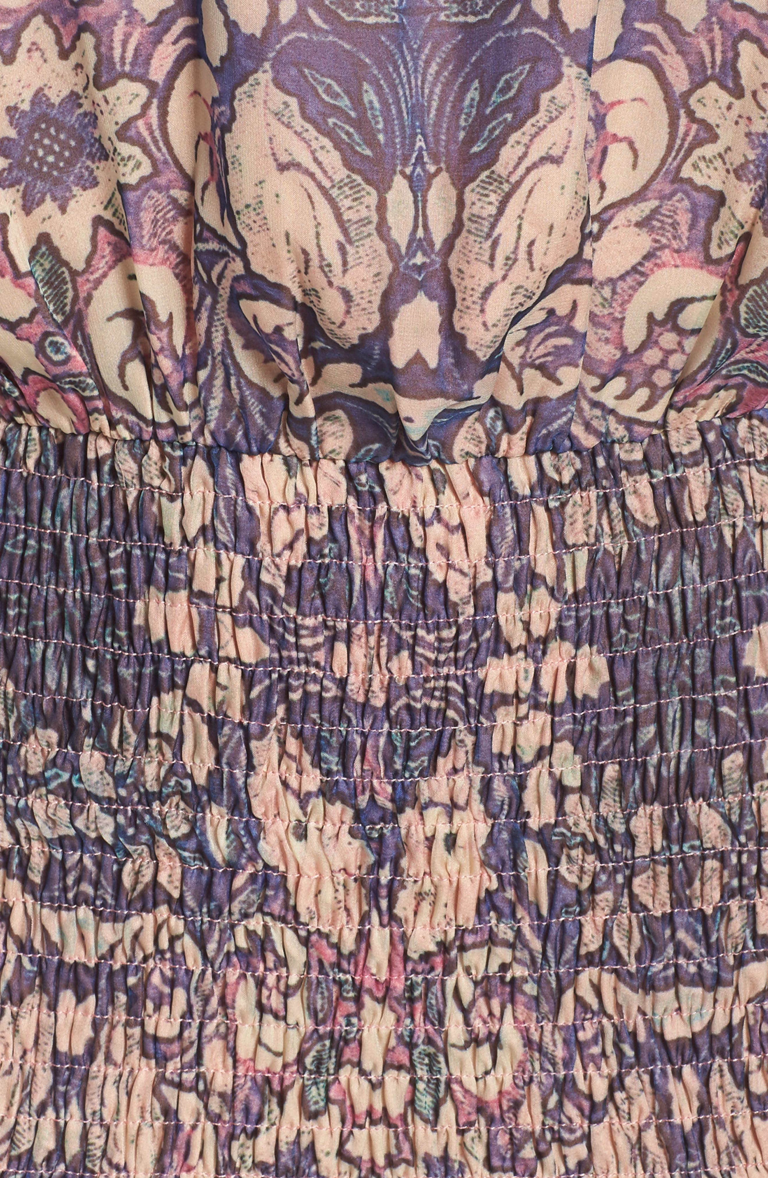 Alternate Image 5  - Chelsea28 Tiered Blouson Dress