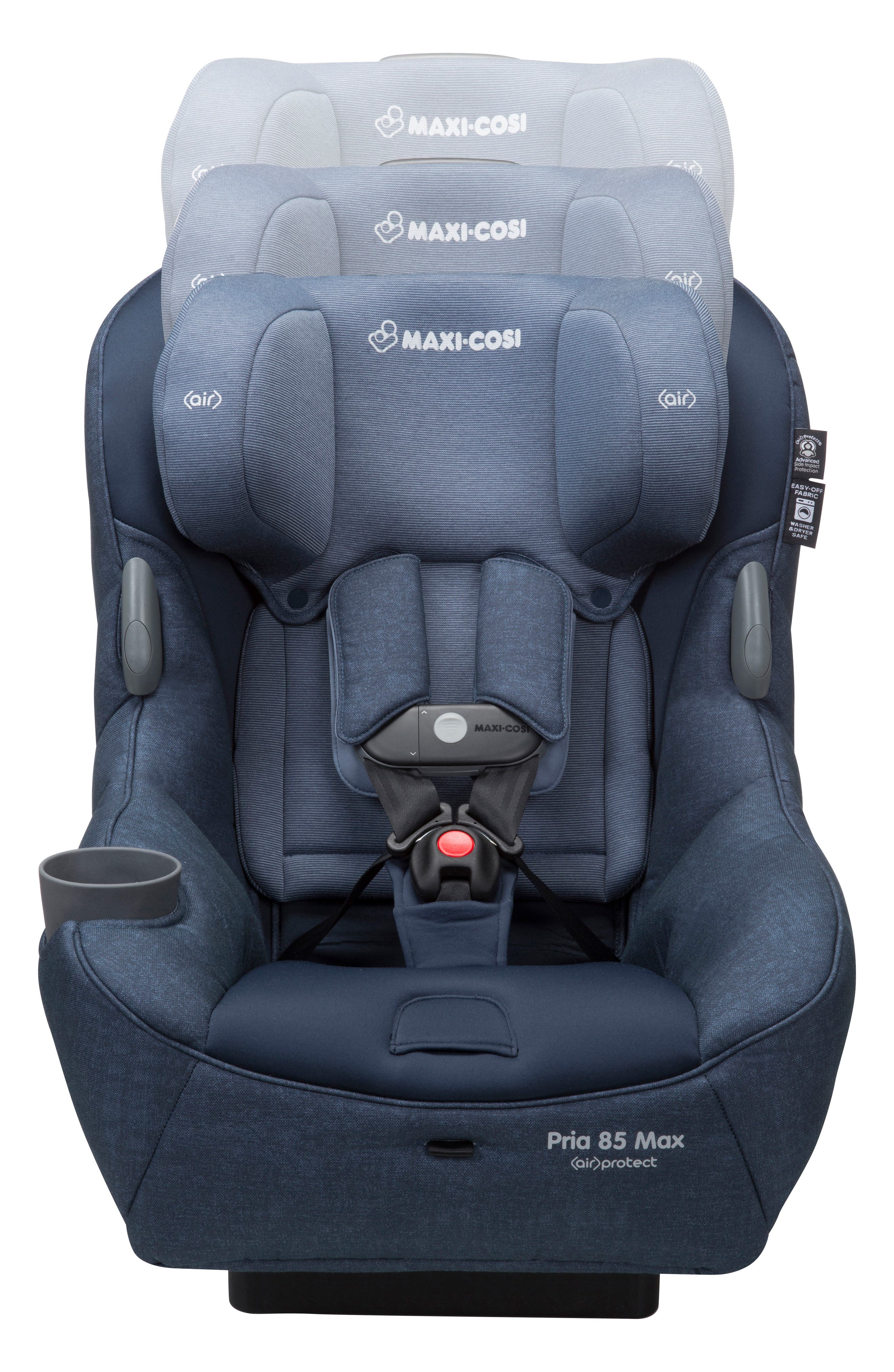 Alternate Image 3  - Maxi-Cosi® Pria™ 85 Max Nomad Collection Convertible Car Seat