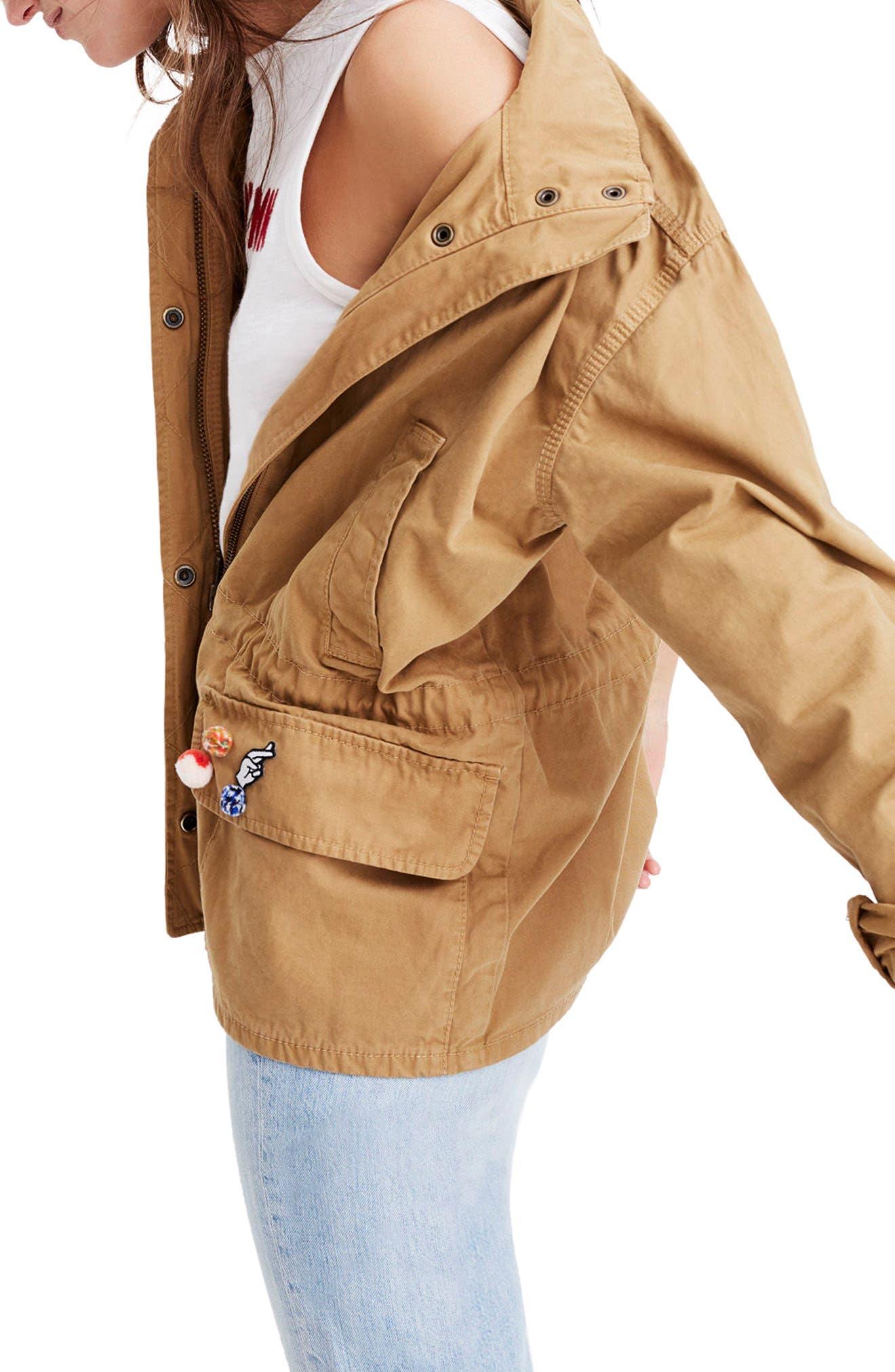 Prospect Jacket,                         Main,                         color, Dark Sahara