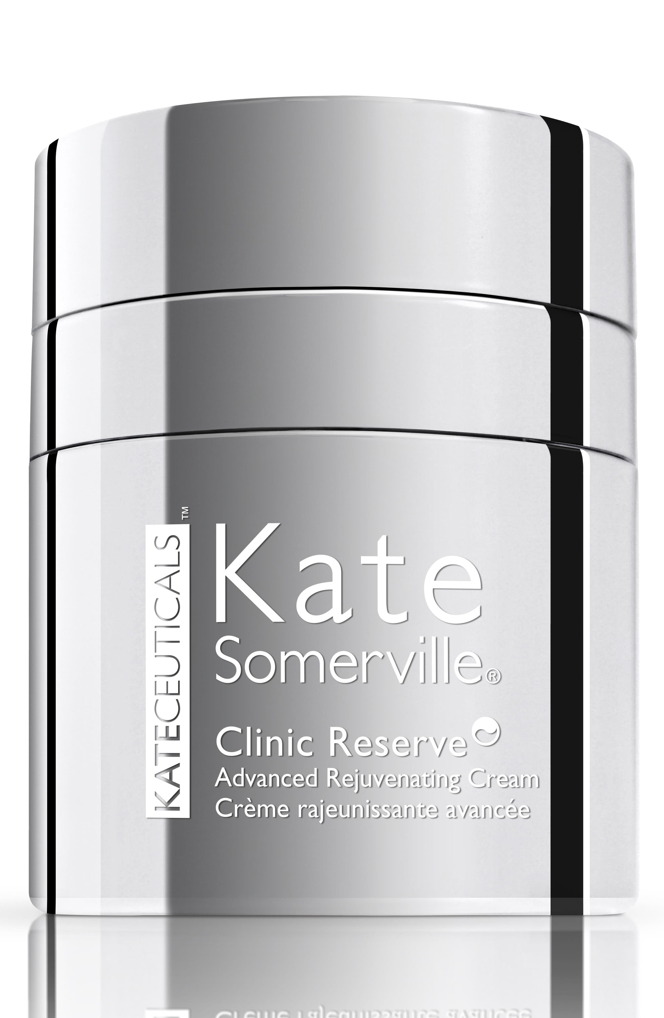 KateCeuticals<sup>®</sup> Clinic Reserve Advanced Rejuvenating Cream,                         Main,                         color, No Color