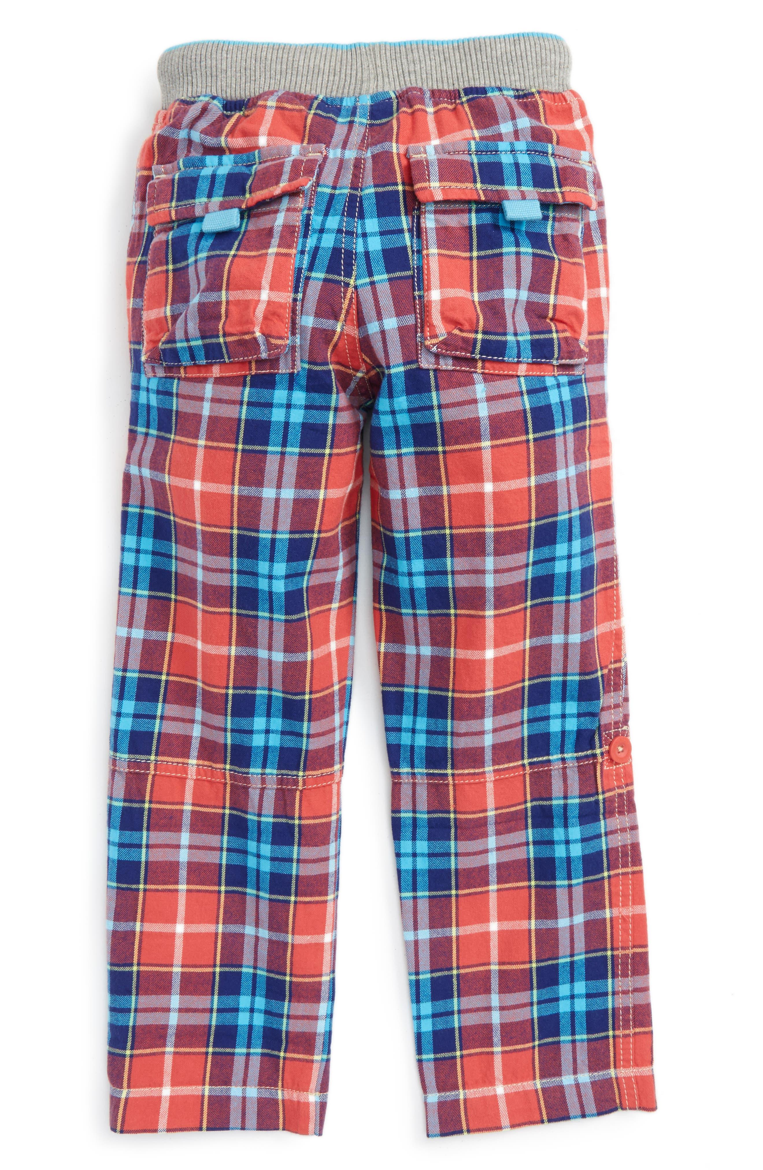 Alternate Image 2  - Mini Boden Surf Roll-Up Pants (Toddler Boys, Little Boys & Big Boys)