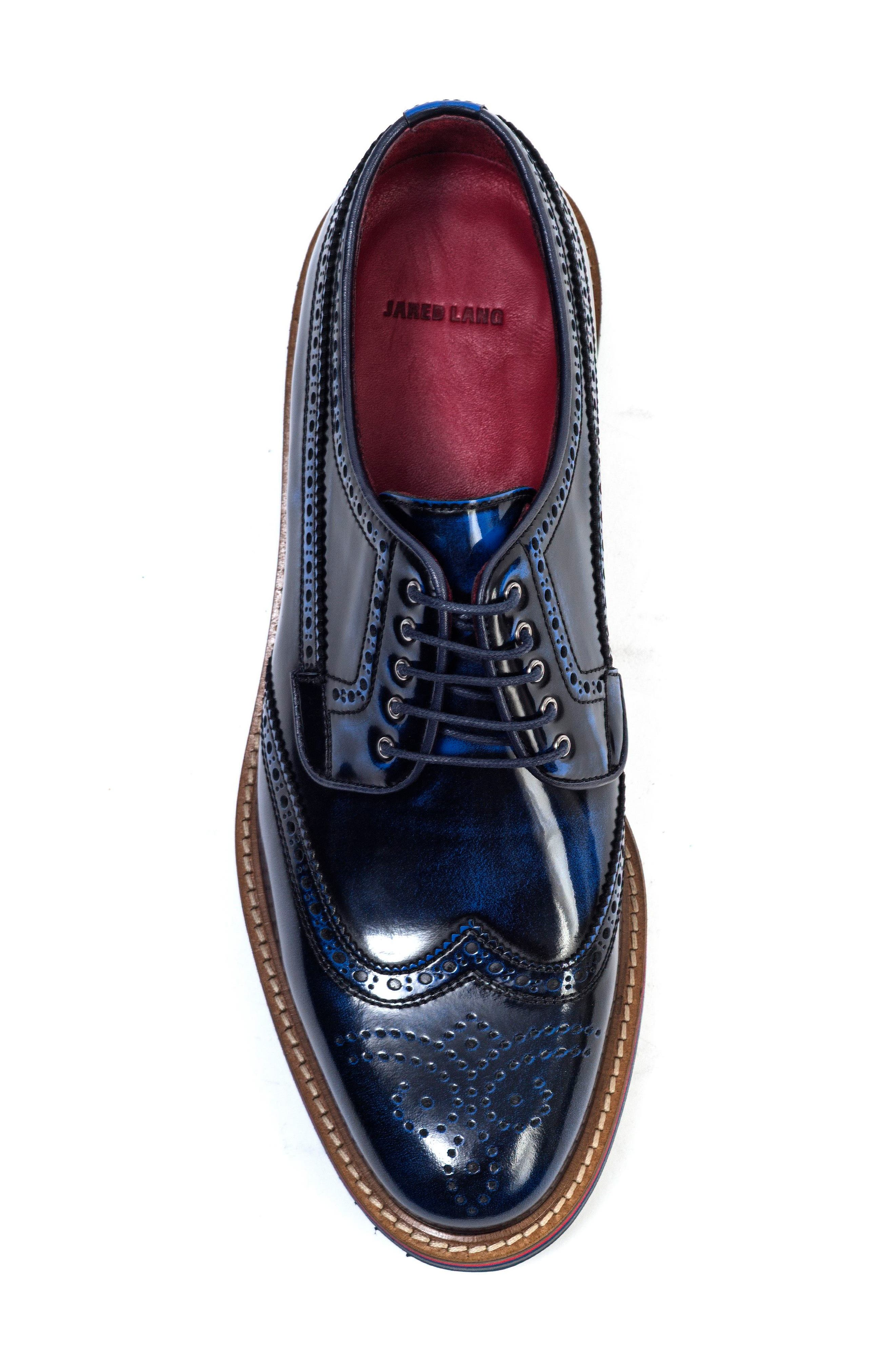 Alternate Image 3  - Jared Lang Doc Sandwich Sole Wingtip Oxford (Men)