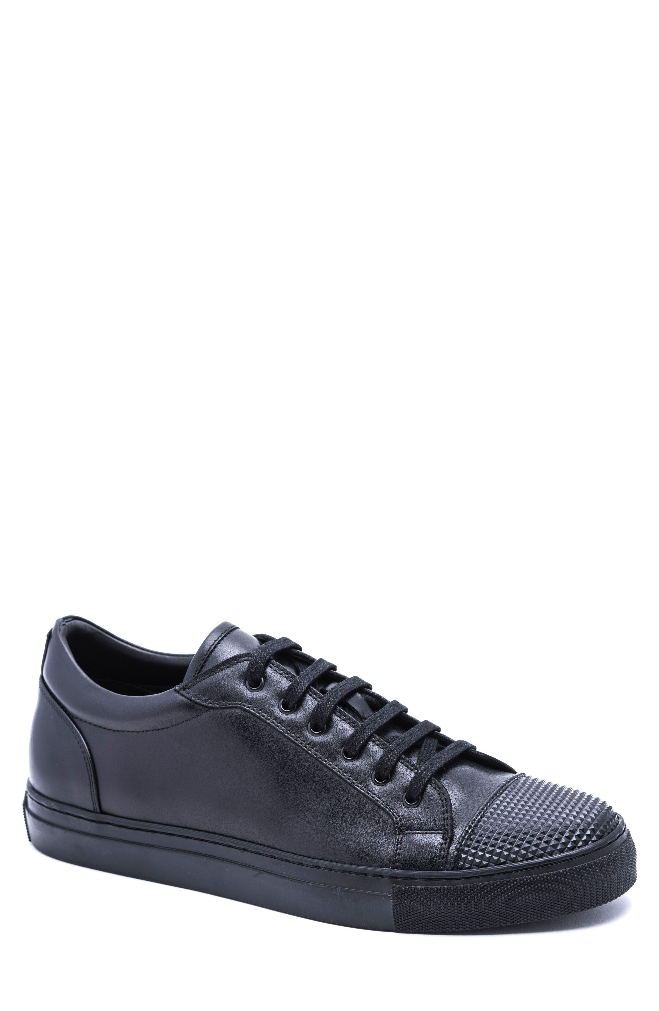 John Sneaker,                             Main thumbnail 1, color,                             Black