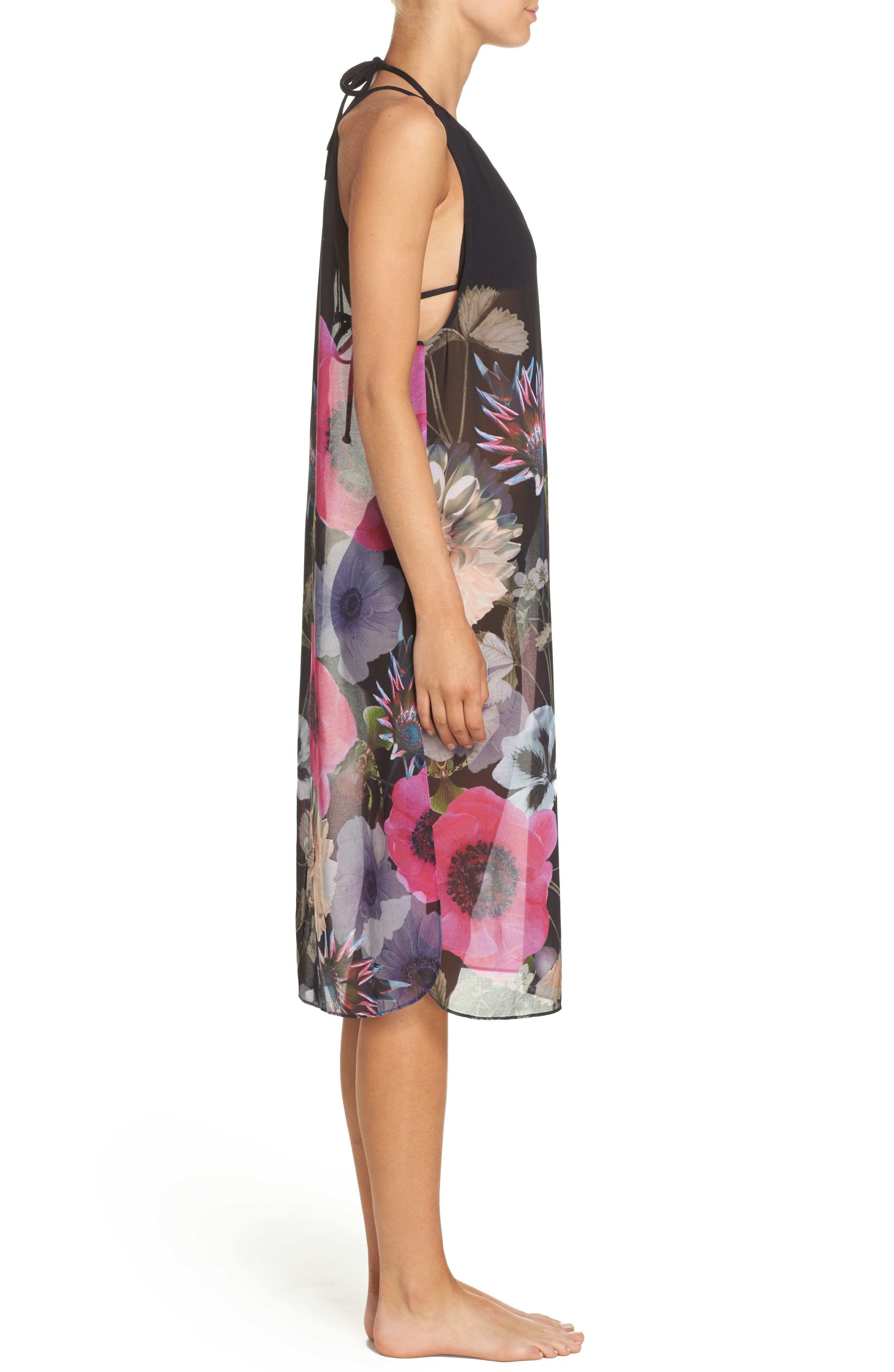 Alternate Image 3  - Ted Baker London Midi Cover-Up Dress