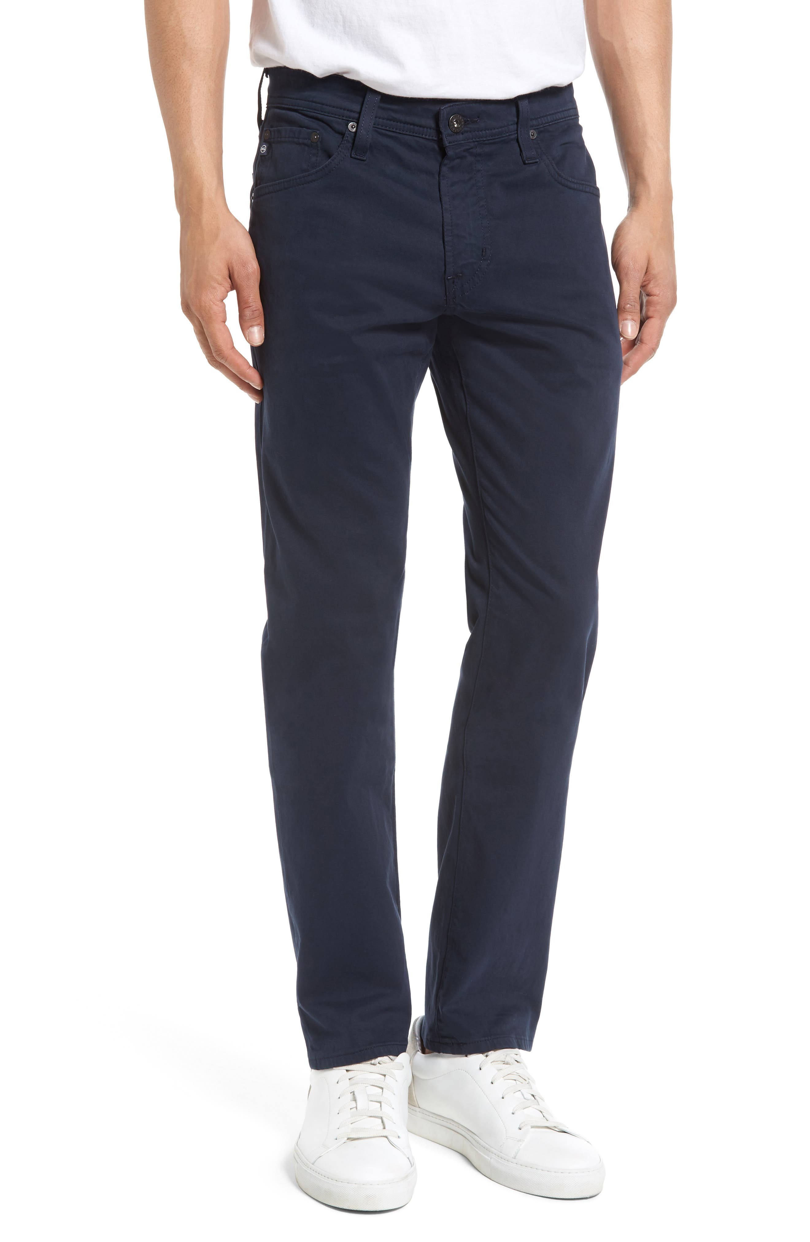 AG Tellis SUD Modern Slim Stretch Twill Pants