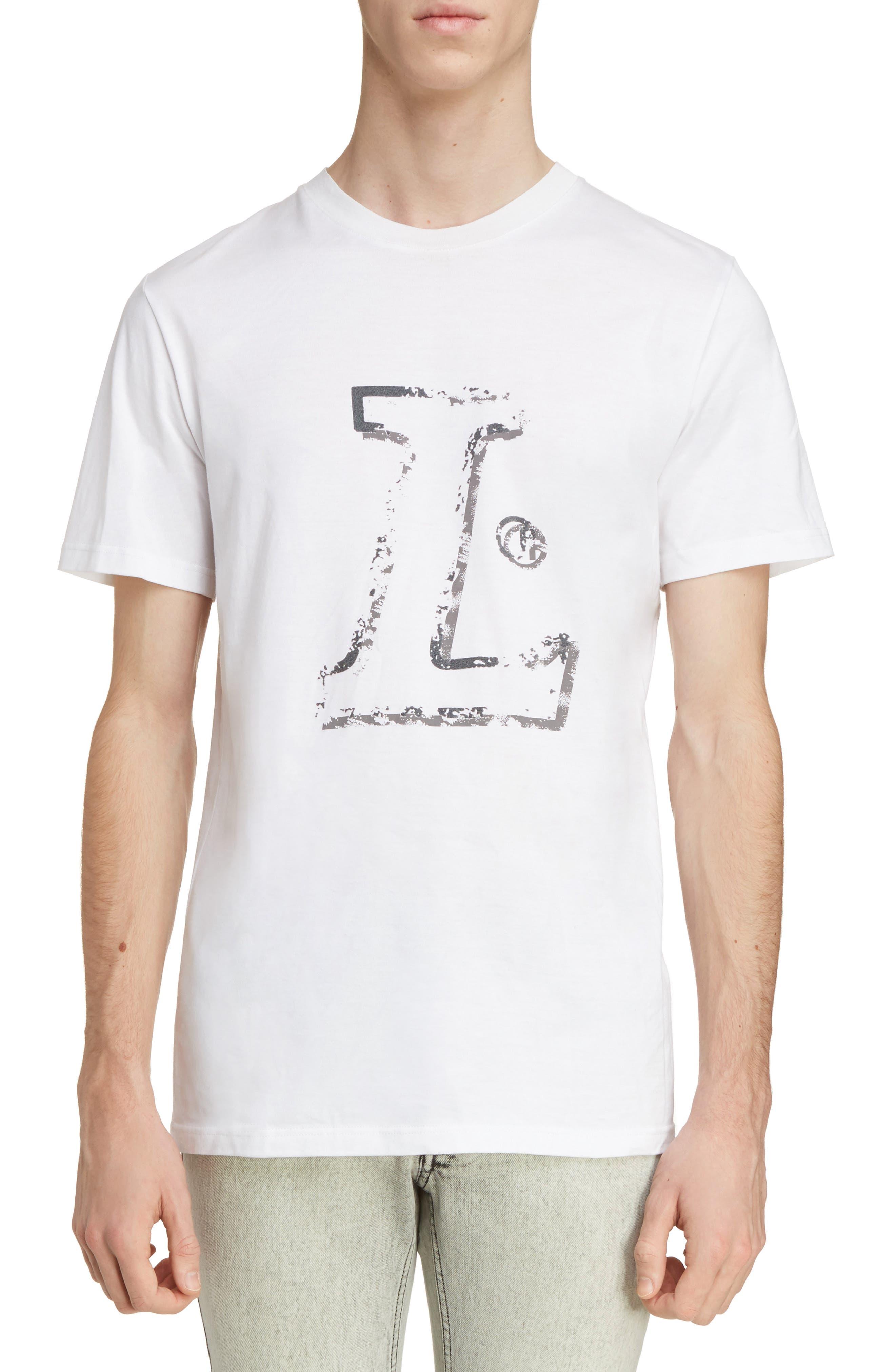 Main Image - Lanvin L Graphic T-Shirt