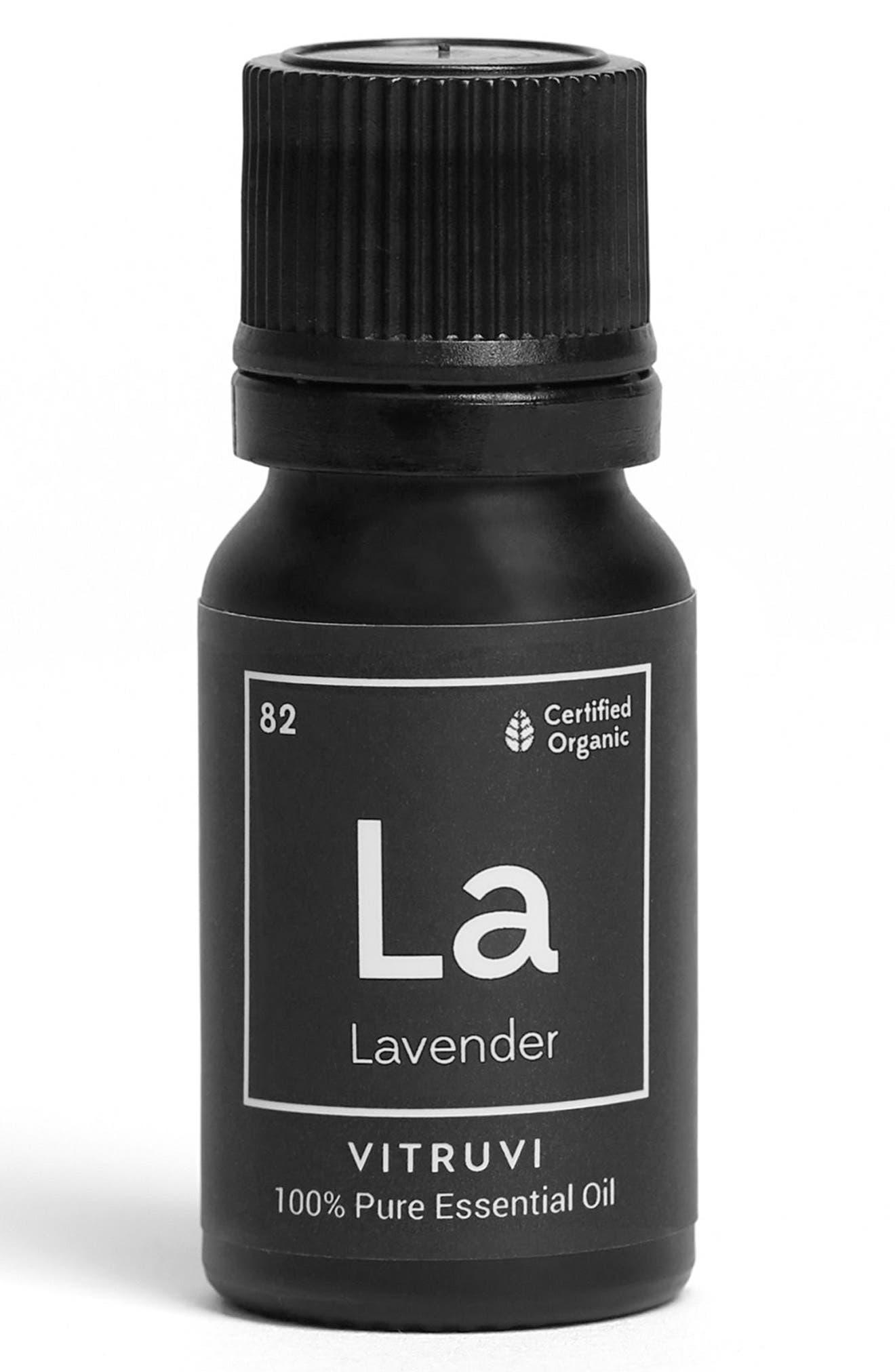 Lavender Essential Oil,                         Main,                         color, None