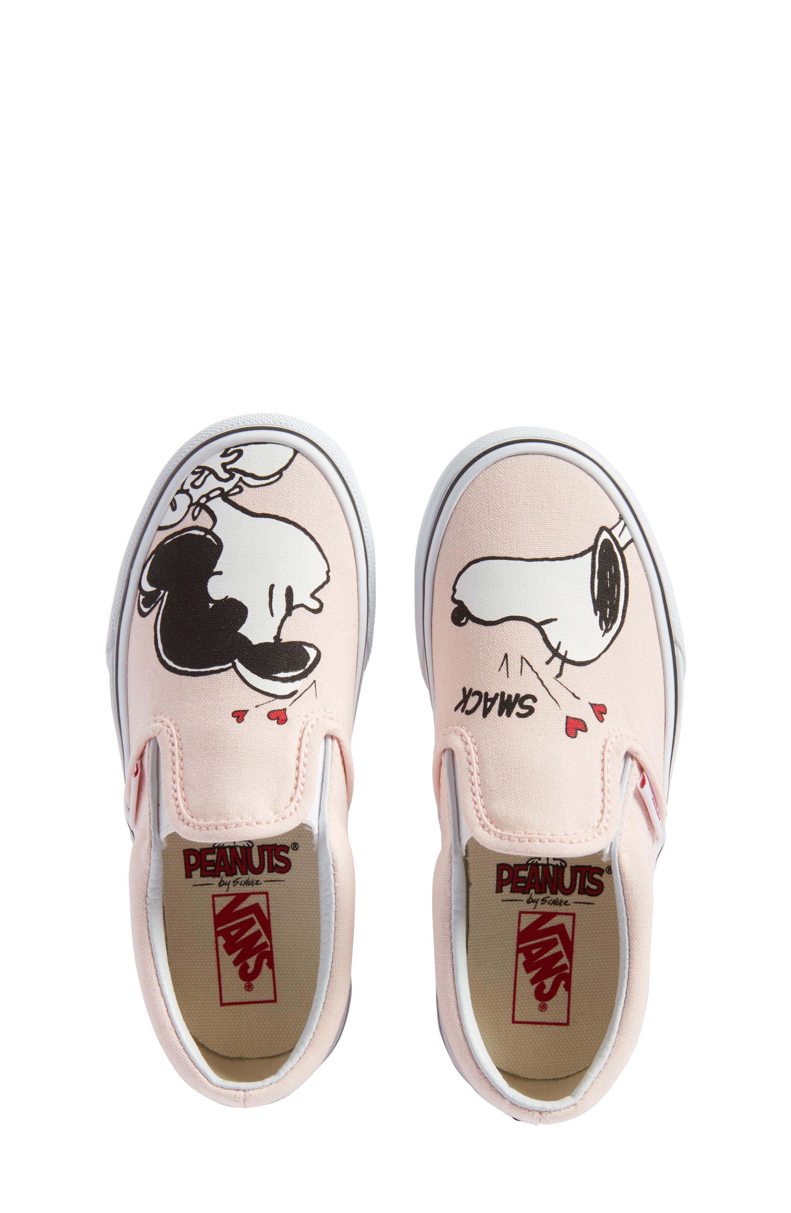 Main Image - Vans x Peanuts Classic Slip-On (Toddler, Little Kid & Big Kid)