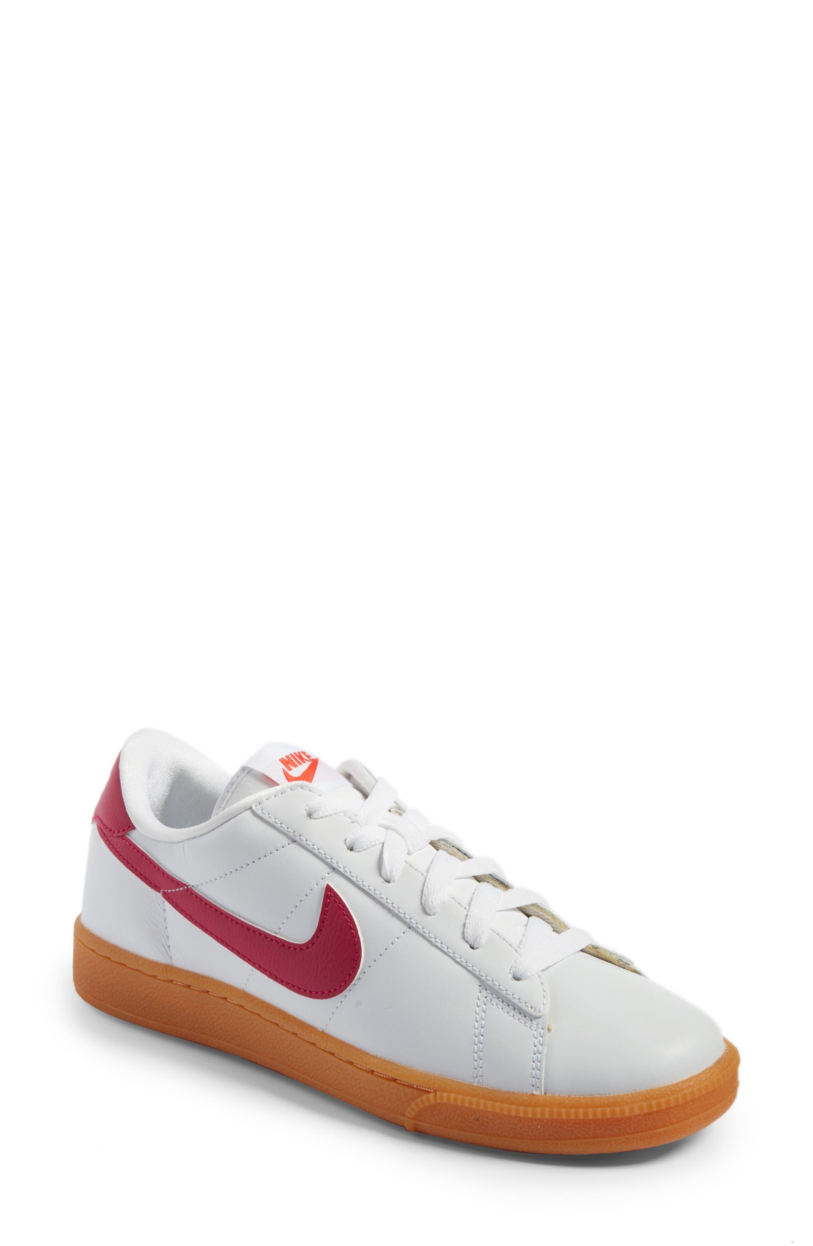 Alternate Image 1 Selected - Nike Tennis Classic Sneaker (Women)