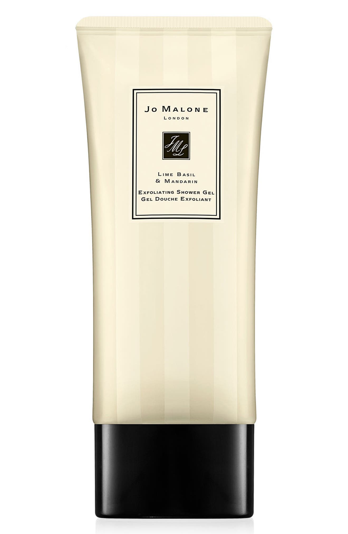 Alternate Image 1 Selected - Jo Malone London™ Lime Basil & Mandarin Exfoliating Shower Gel