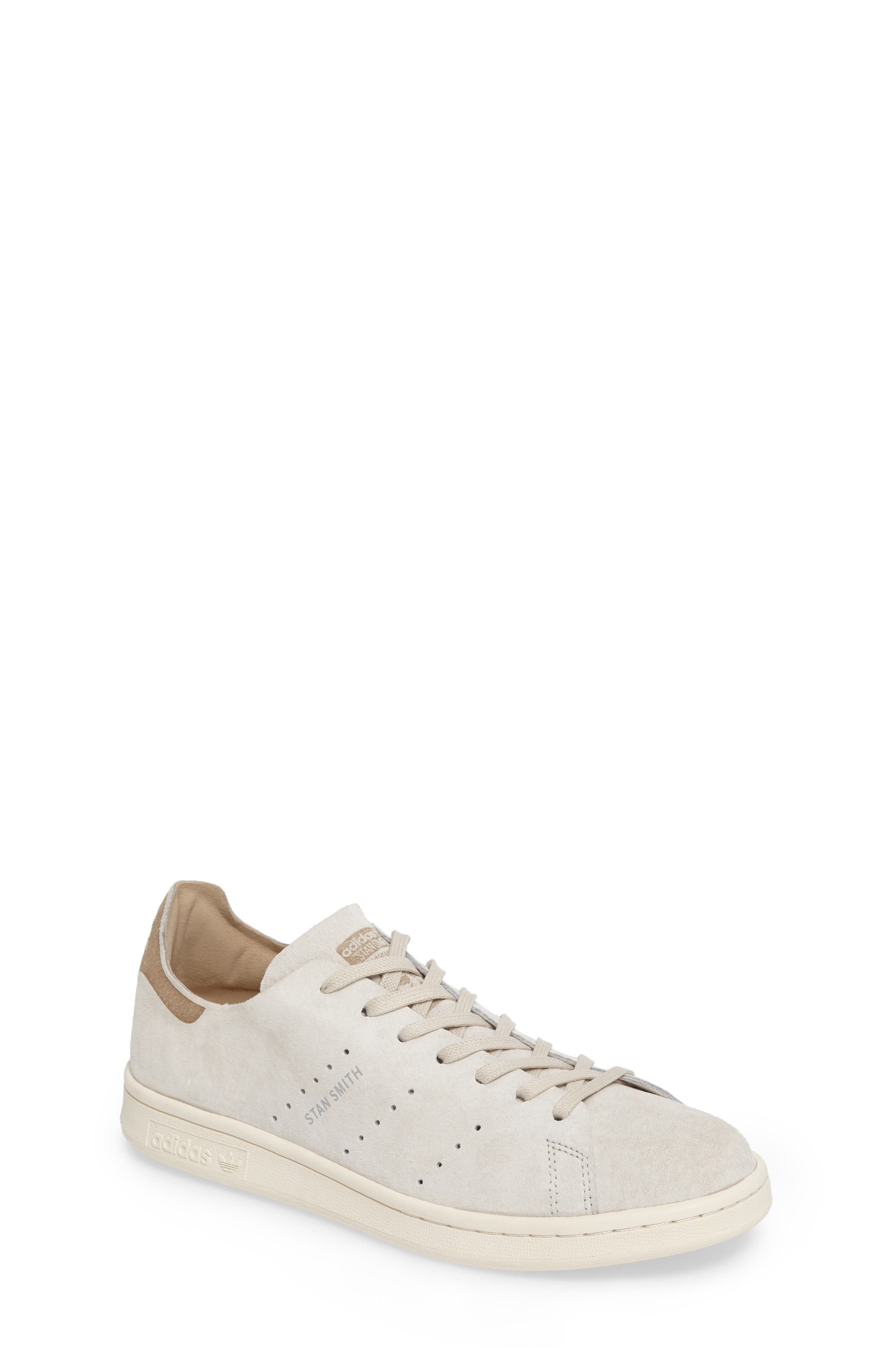 Main Image - adidas Stan Smith Fashion J Sneaker (Big Kid)