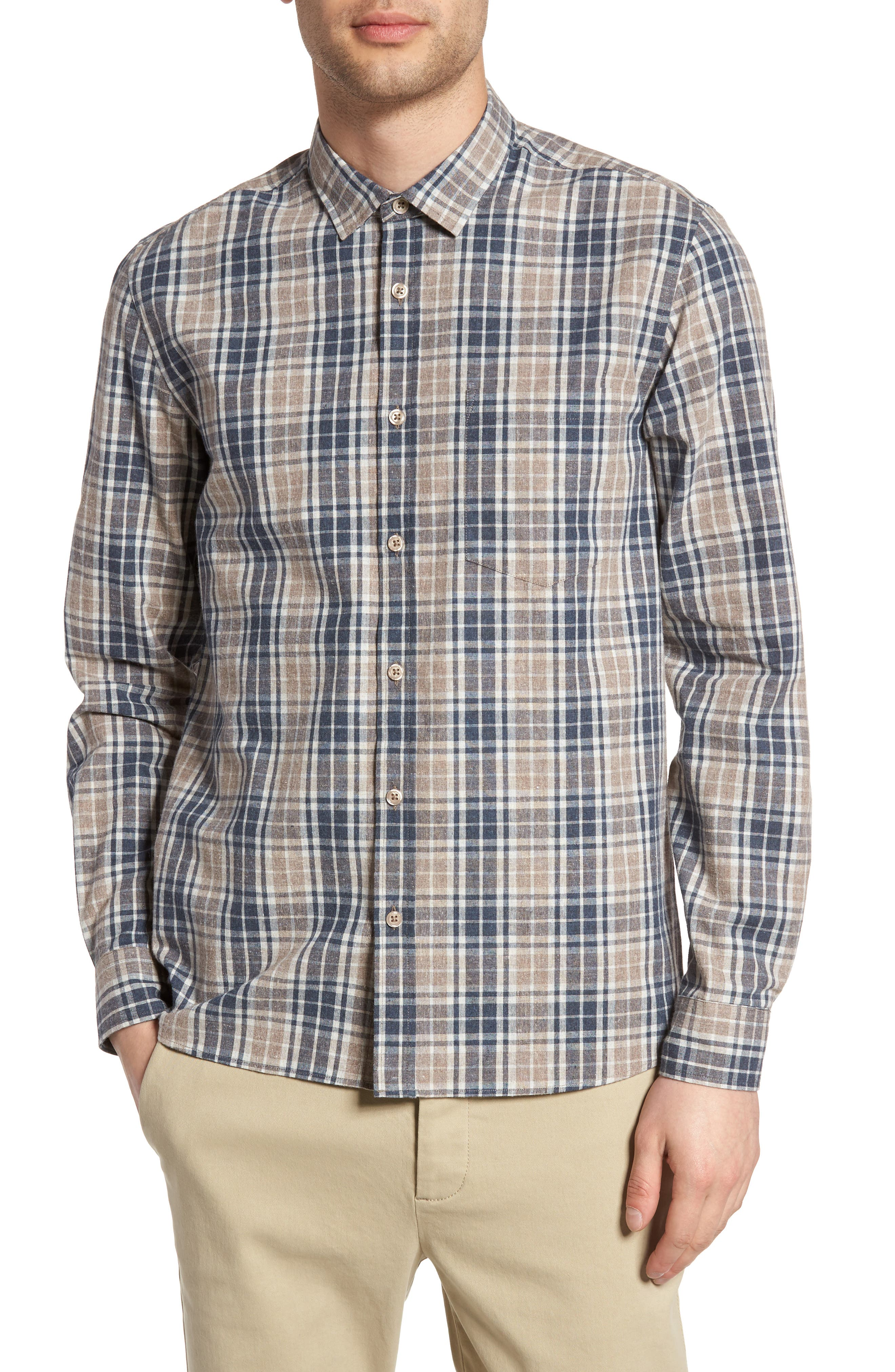 Topman Check Shirt