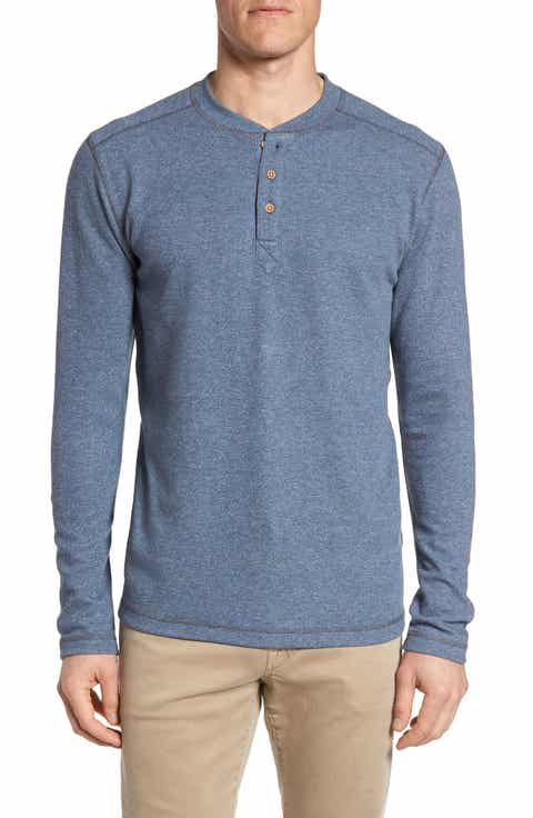 Men's Henley Long Sleeve & T-Shirts | Nordstrom