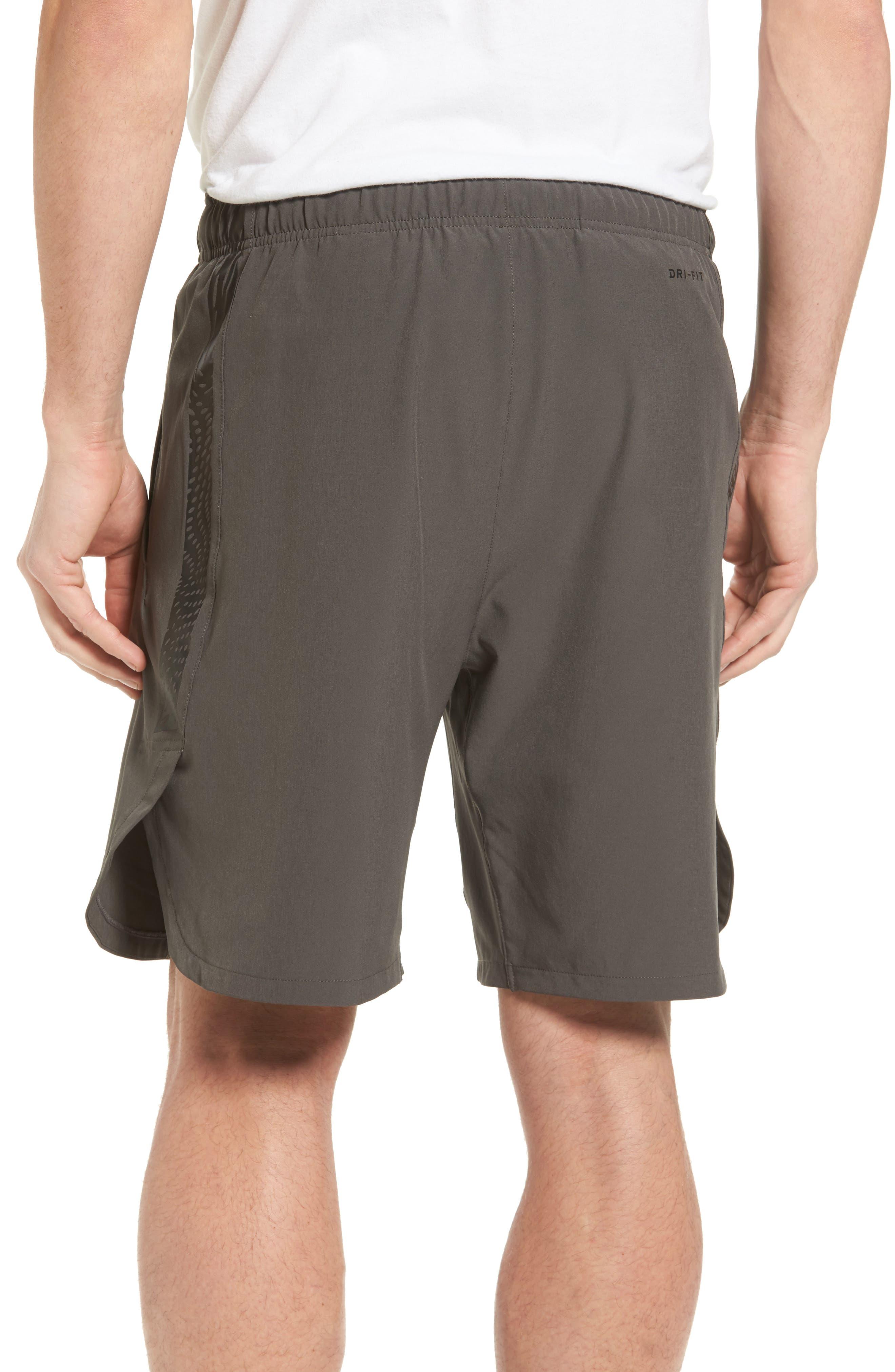 Alternate Image 2  - Nike Flex Training Shorts