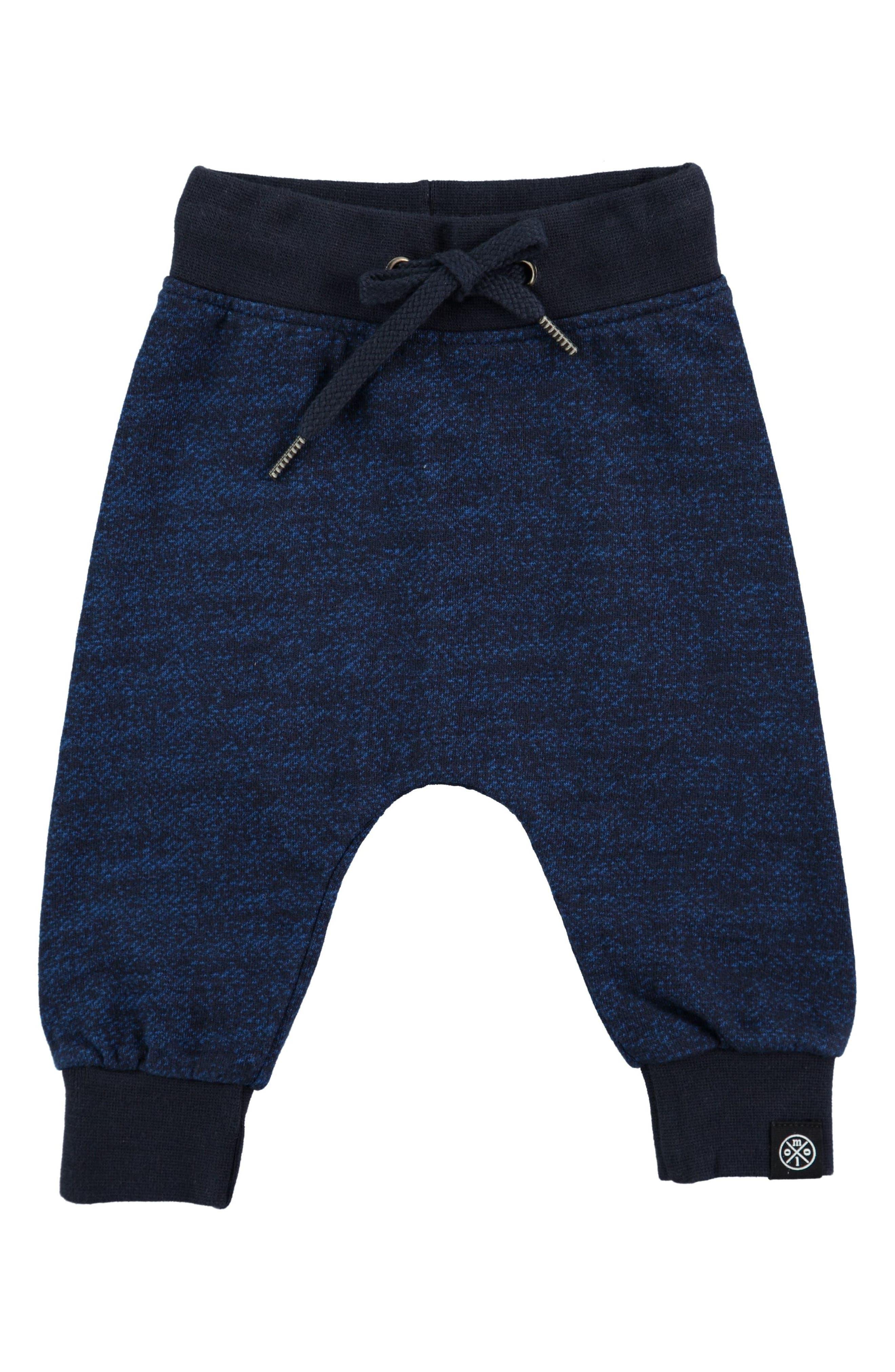Sting Jogger Pants,                         Main,                         color, Navy Blazer