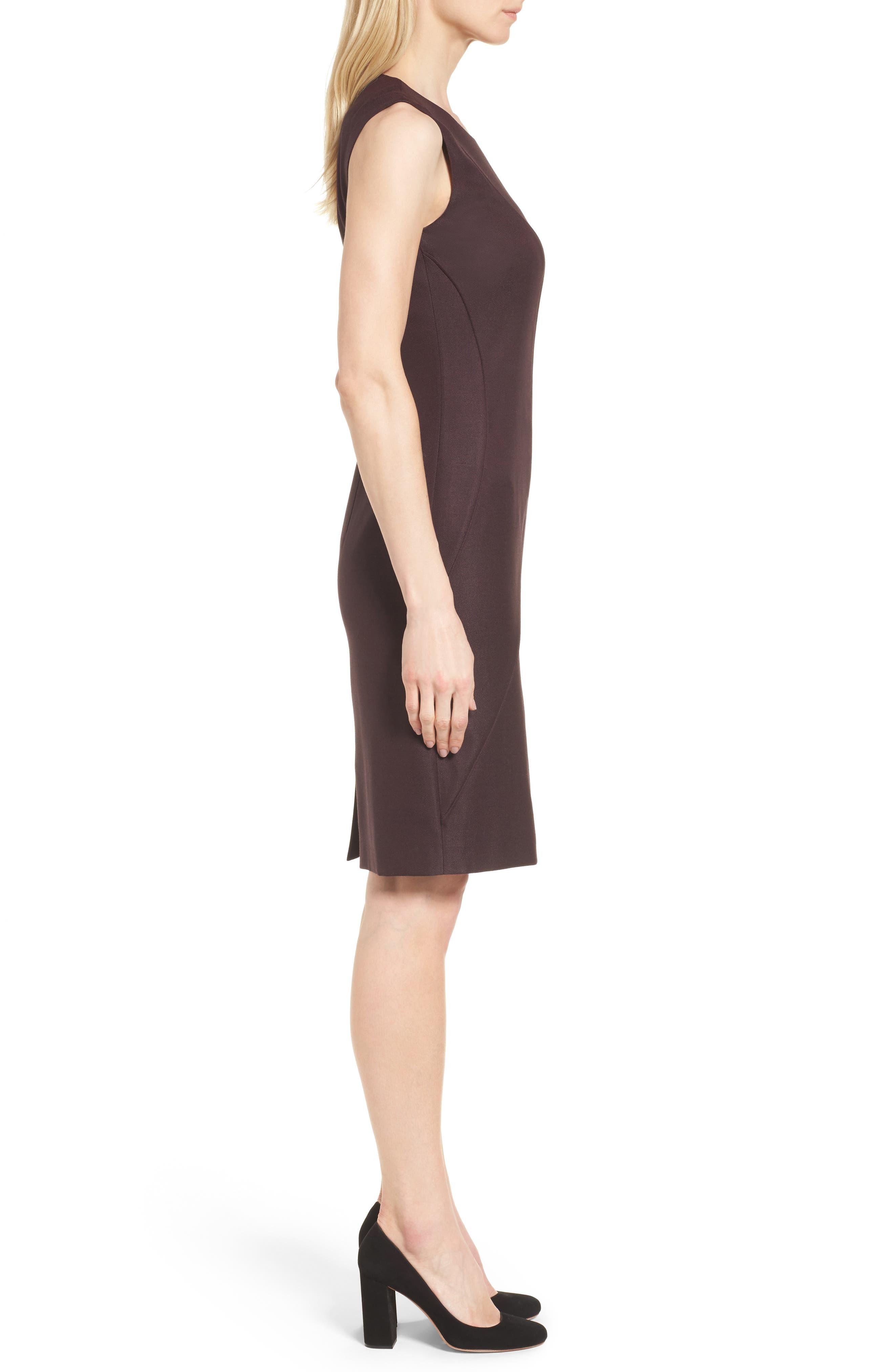 Alternate Image 4  - BOSS Denesa Sheath Dress