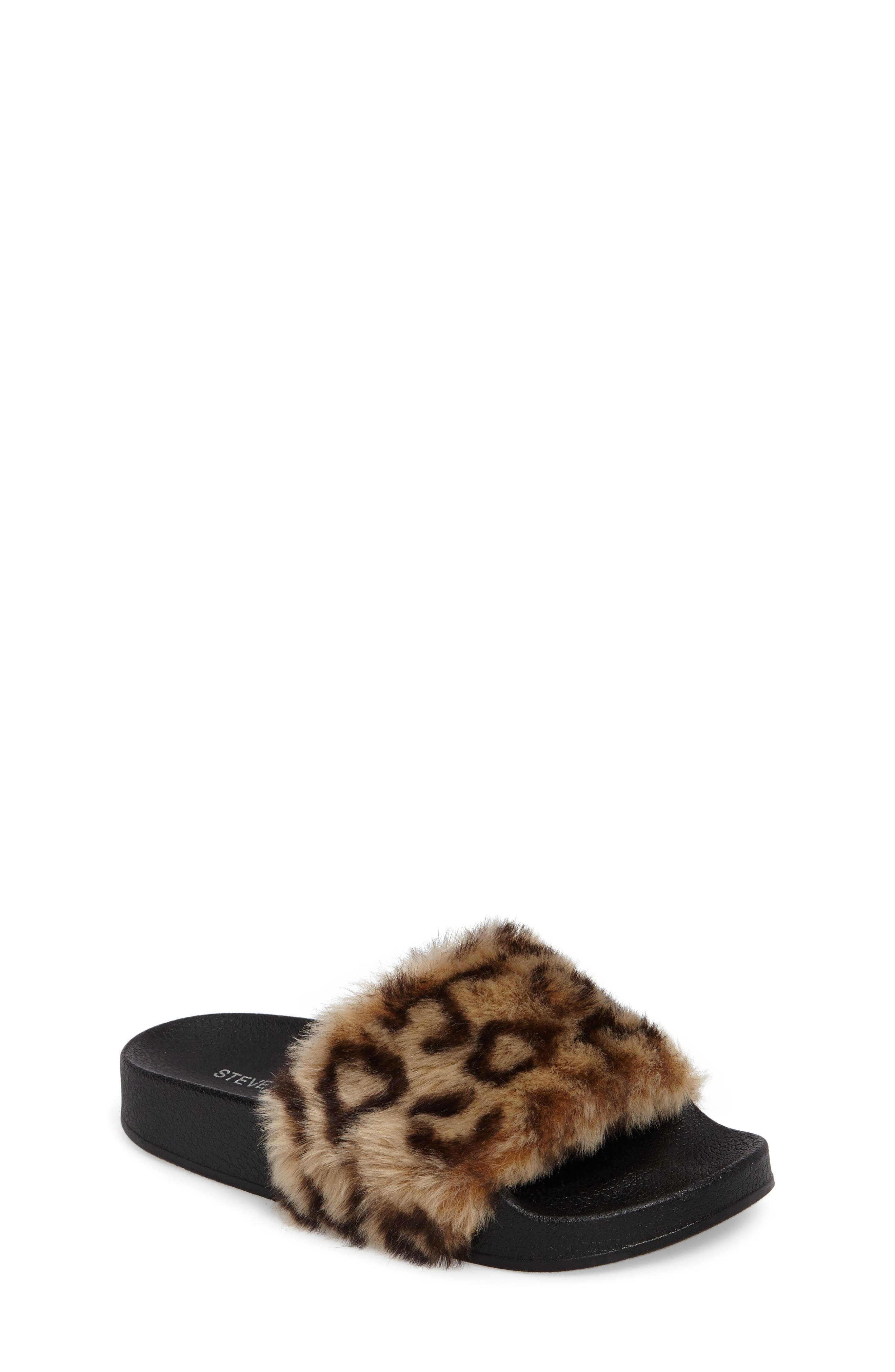 Steve Madden Softey Slide (Little Kid & Big Kid)