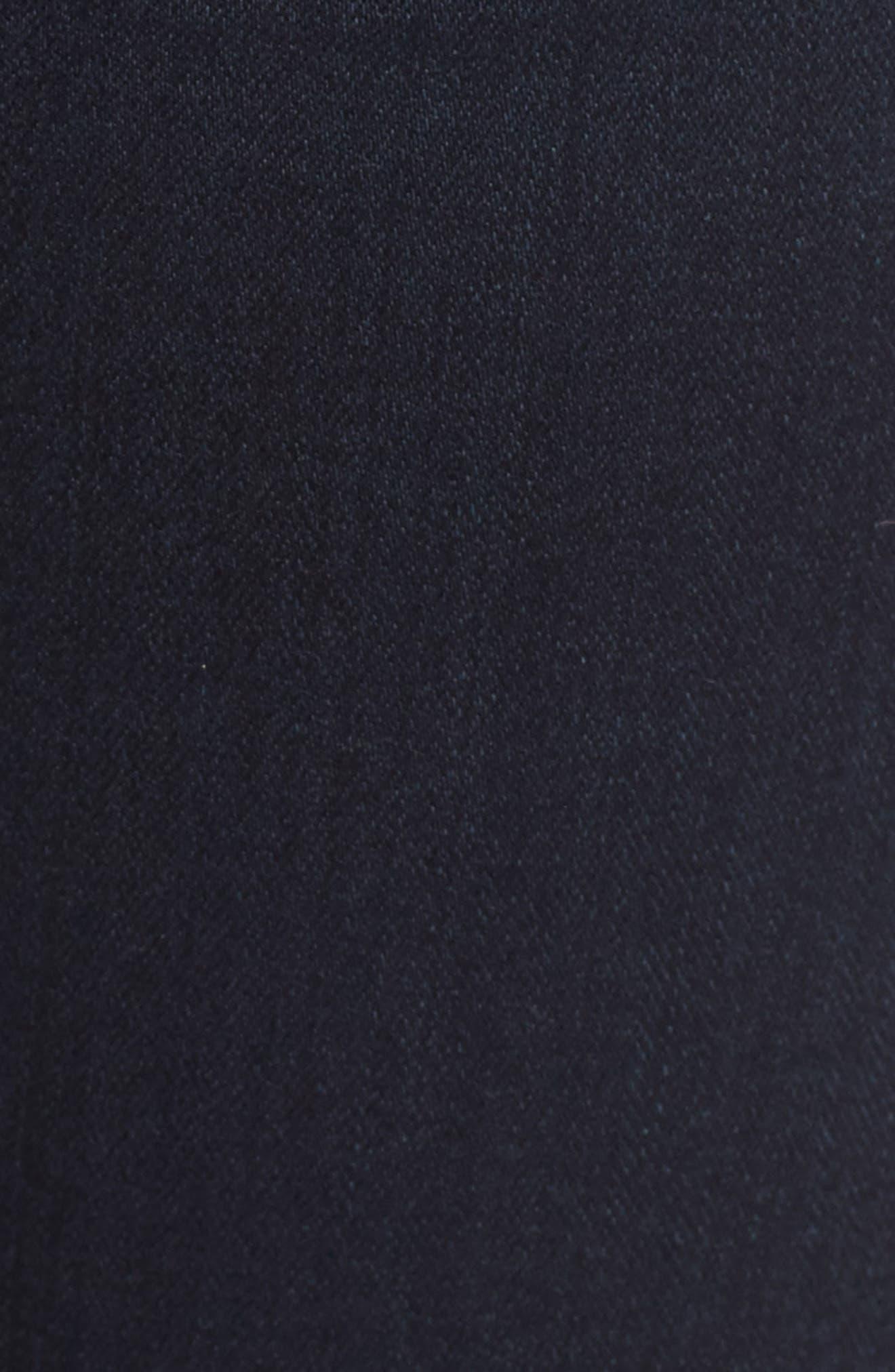 Alternate Image 5  - PAIGE Manhattan High Waist Bootcut Jeans (Brighton)