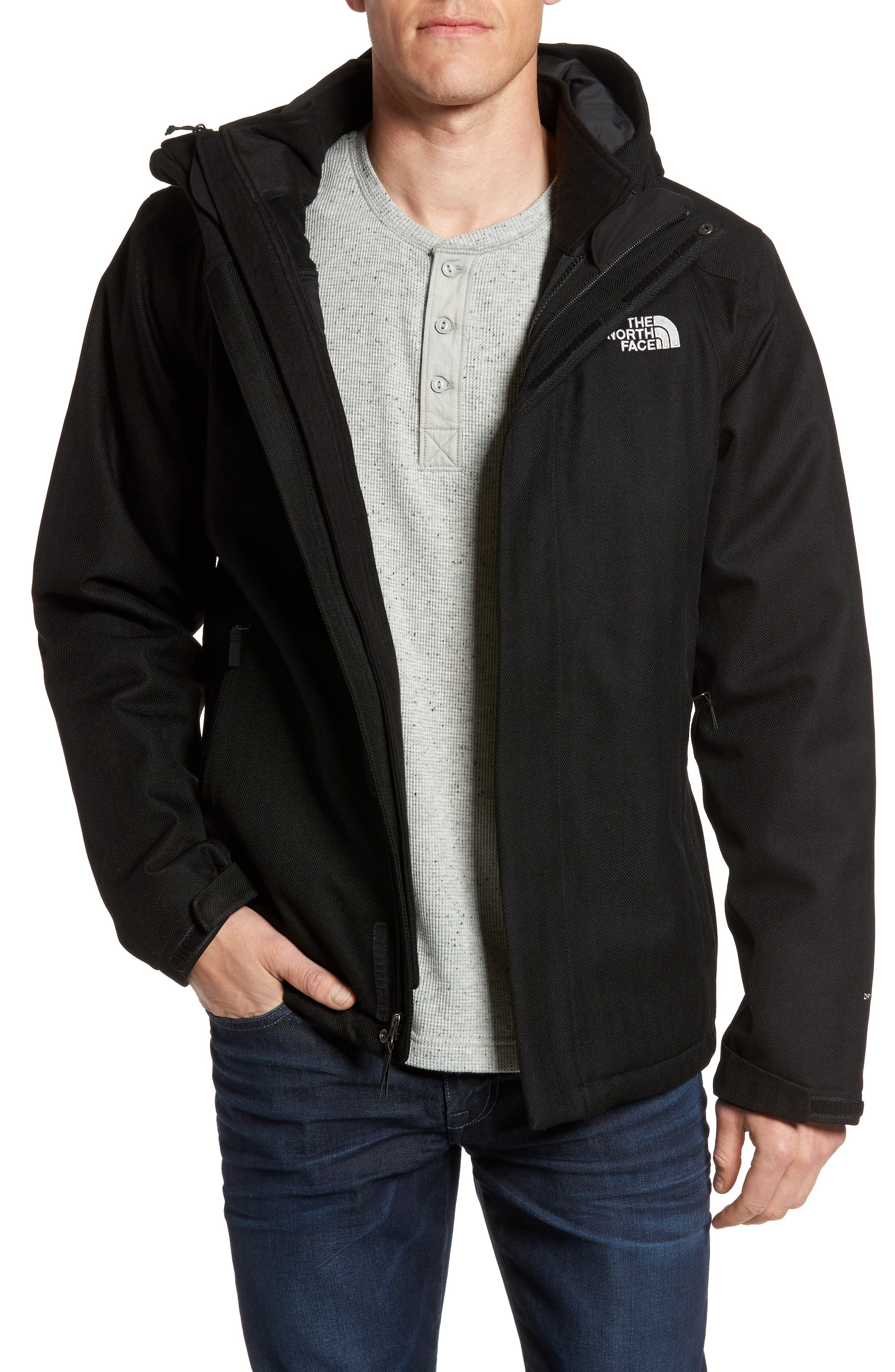 The North Face Inlux TriClimate® Waterproof 3-in-1 Jacket