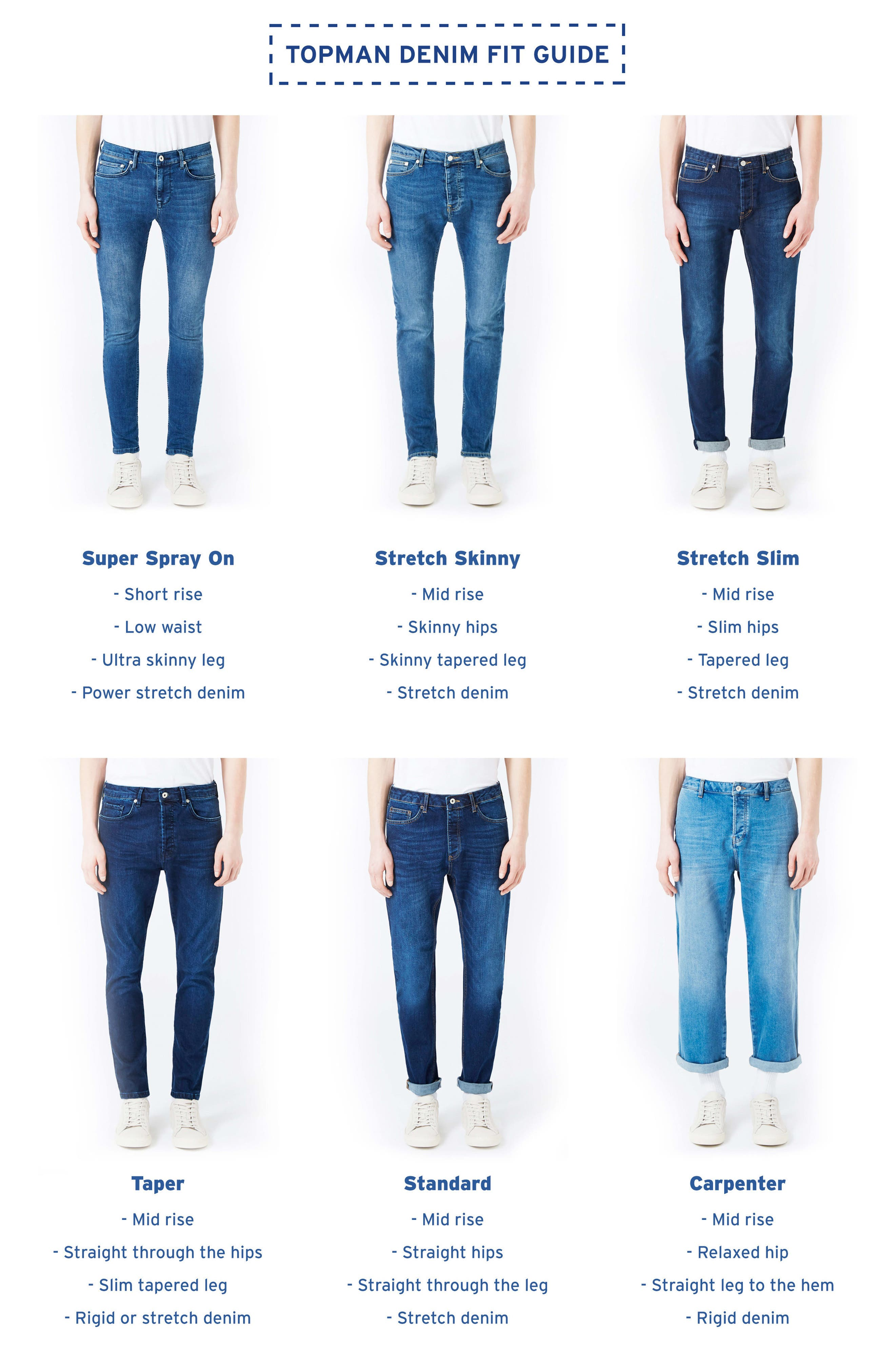 Alternate Image 6  - Topman Stretch Skinny Jeans