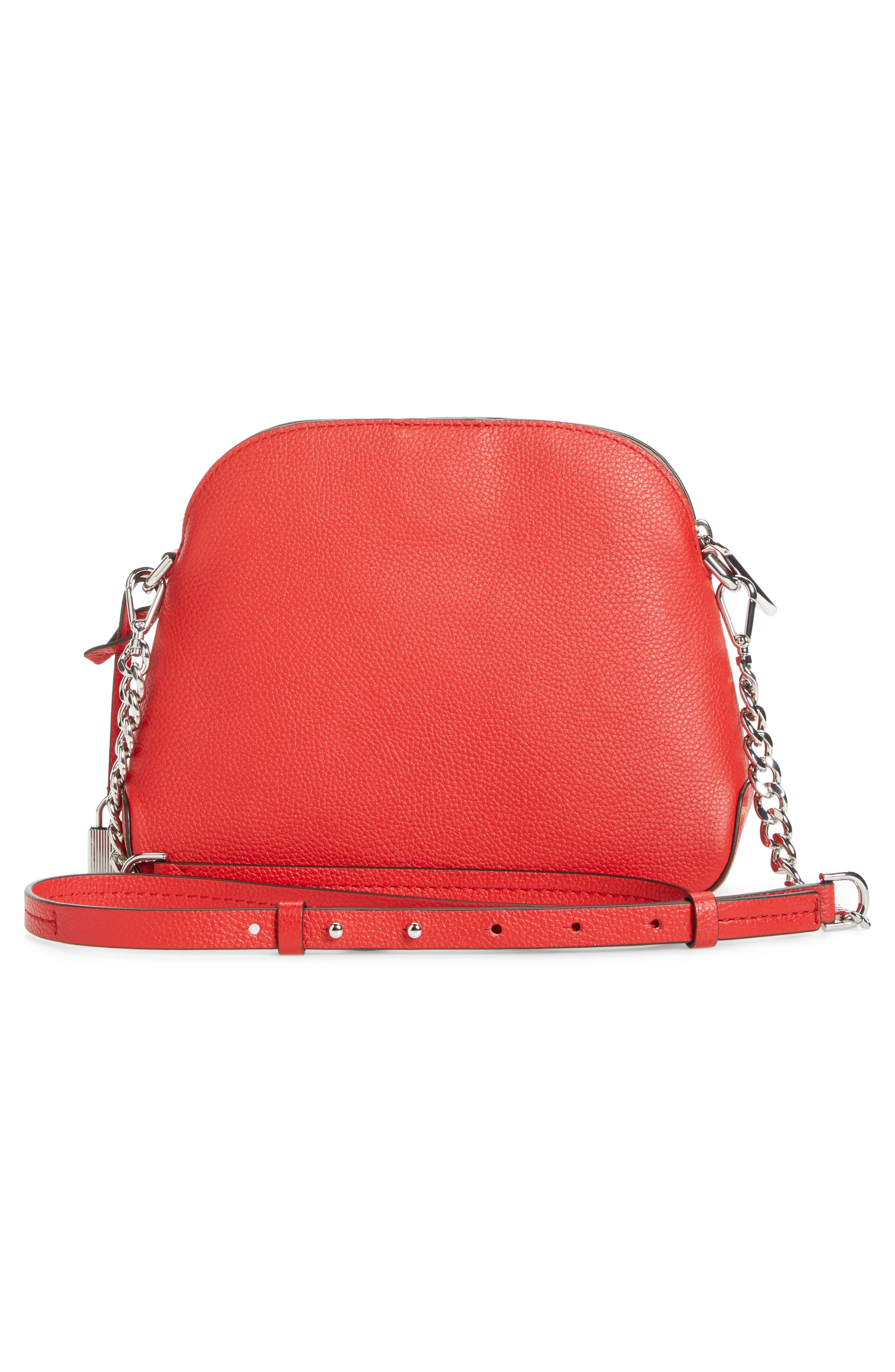 Alternate Image 2  - MICHAEL by Michael Kors Medium Mercer Leather Dome Satchel