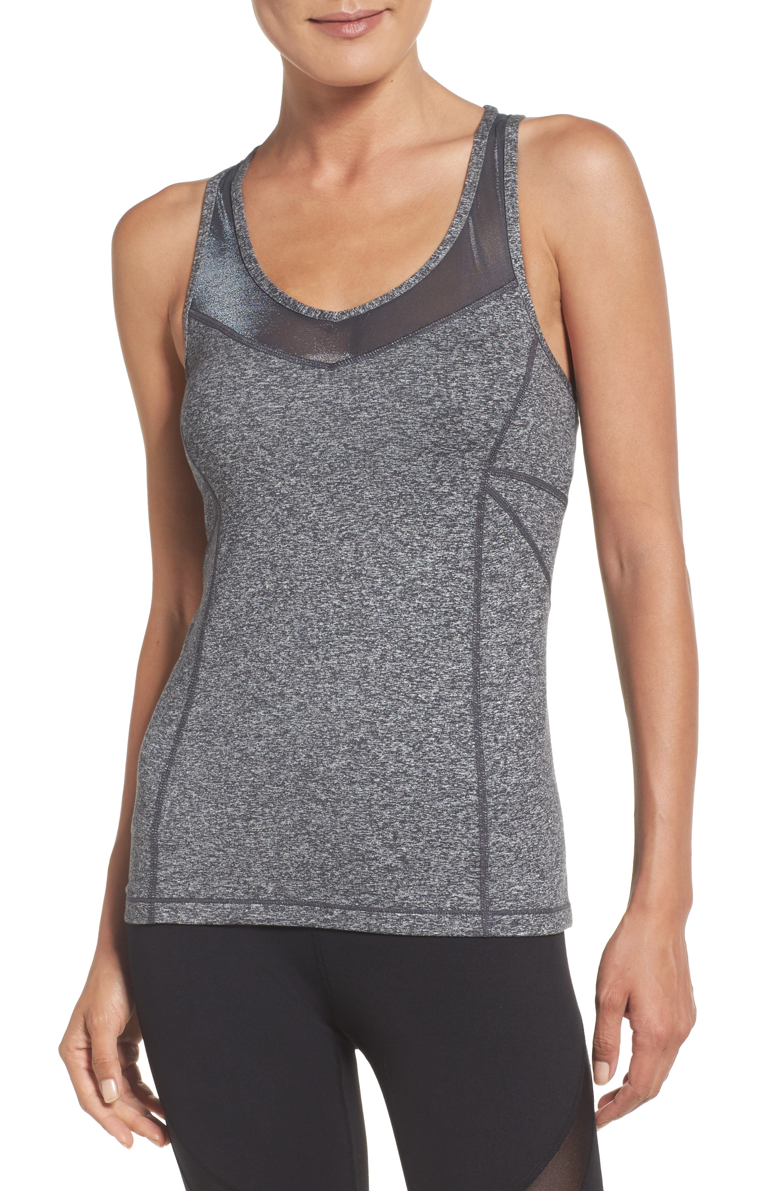 Zella Take the Plunge Tank