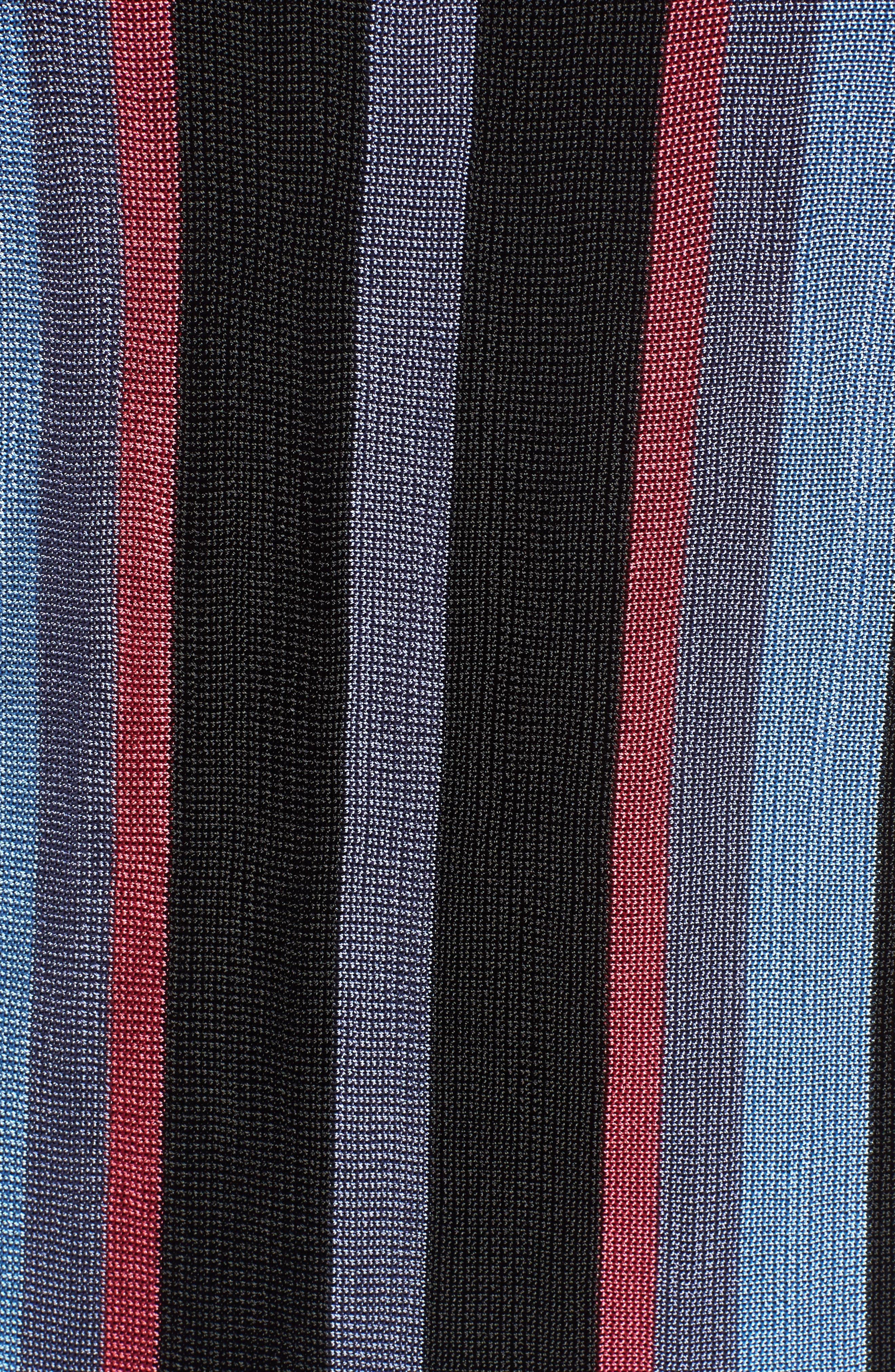 Alternate Image 5  - Anne Klein Stripe Sweater Tank
