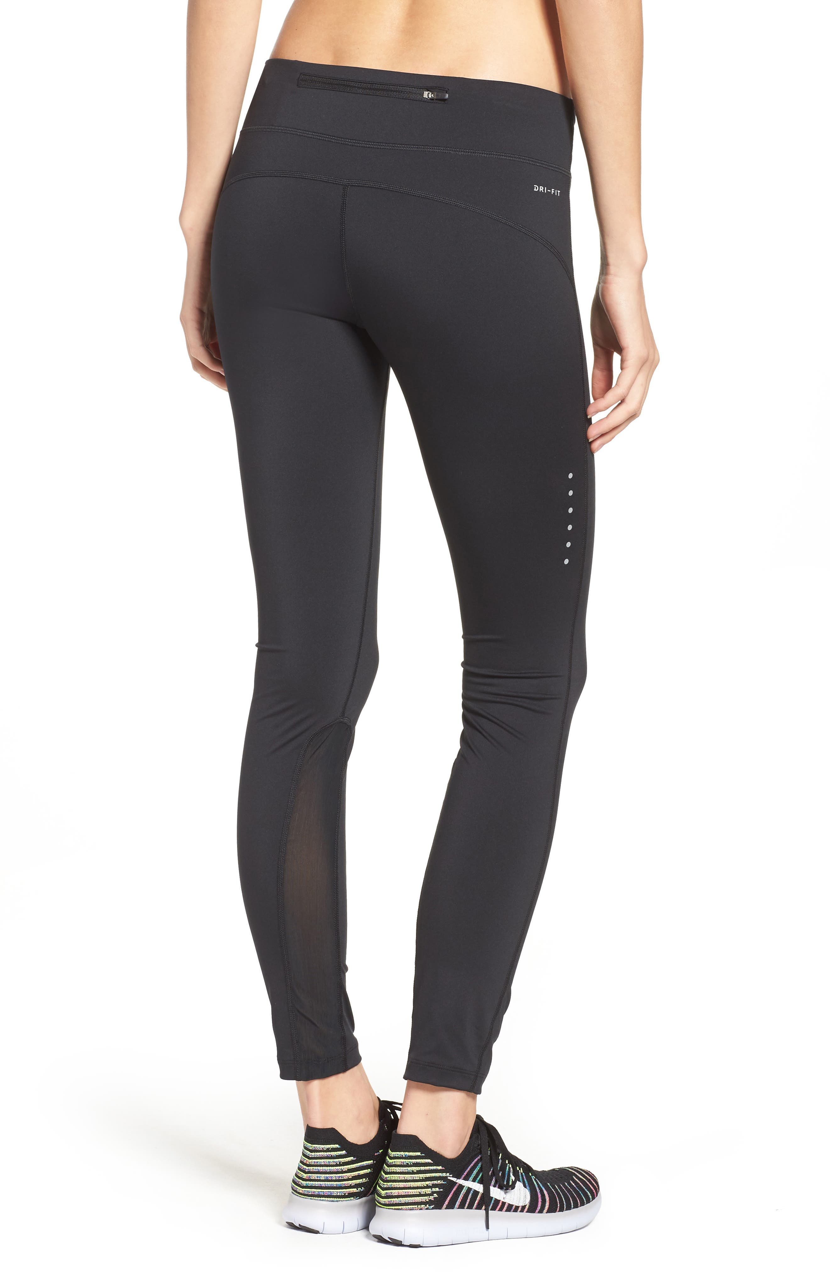 Alternate Image 2  - Nike Power Epic Running Tights