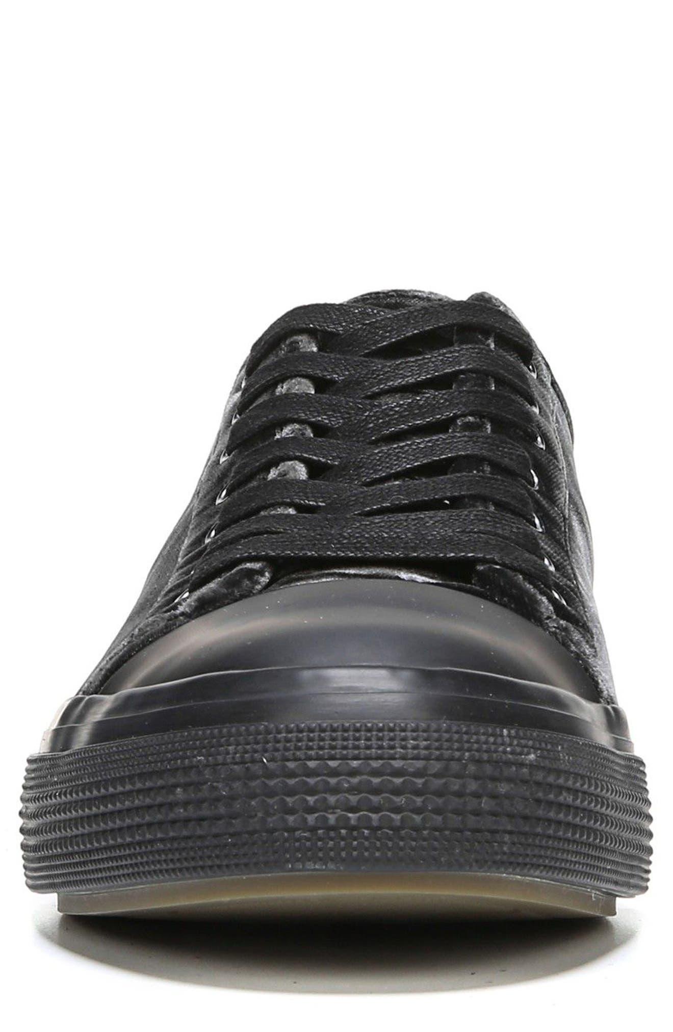 Tiller Sneaker,                             Alternate thumbnail 4, color,                             Graphite/ Black