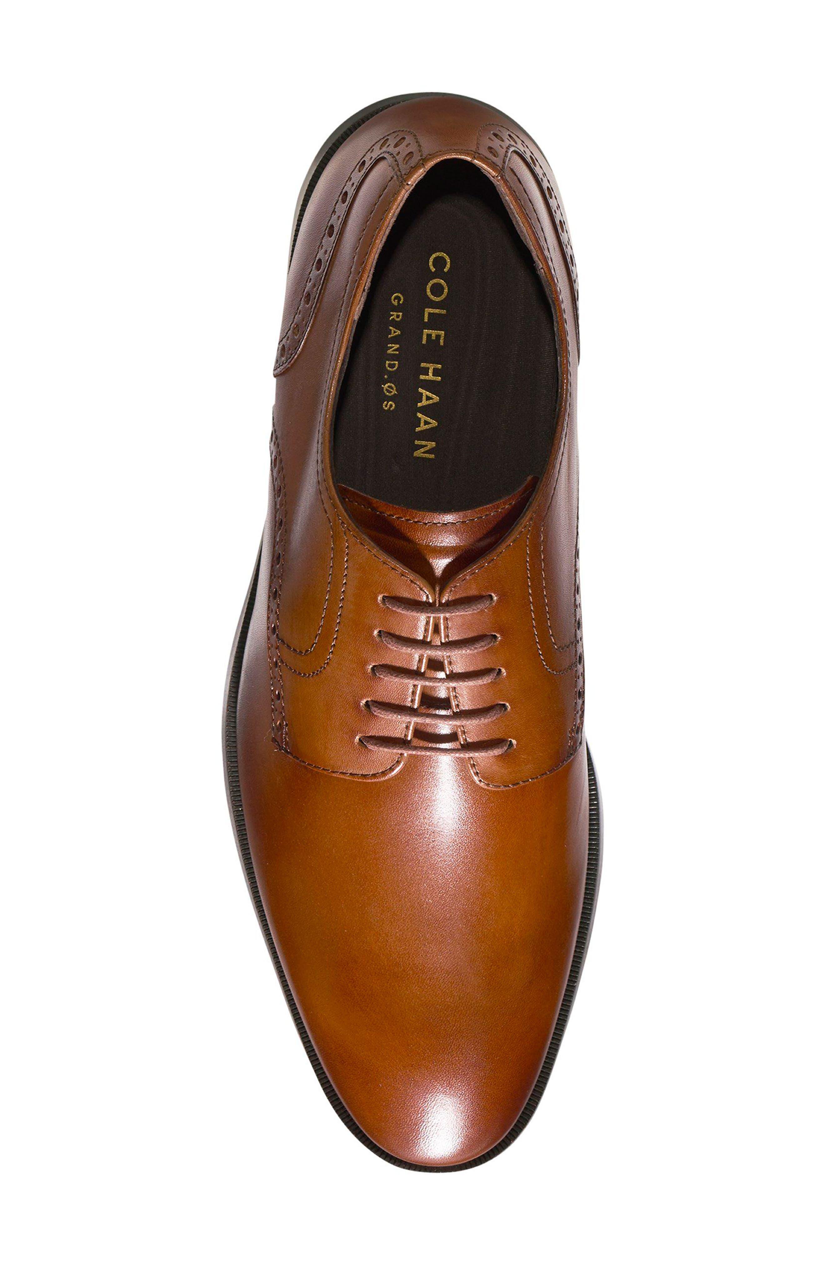 Alternate Image 4  - Cole Haan Jefferson Grand Plain Toe Derby (Men)