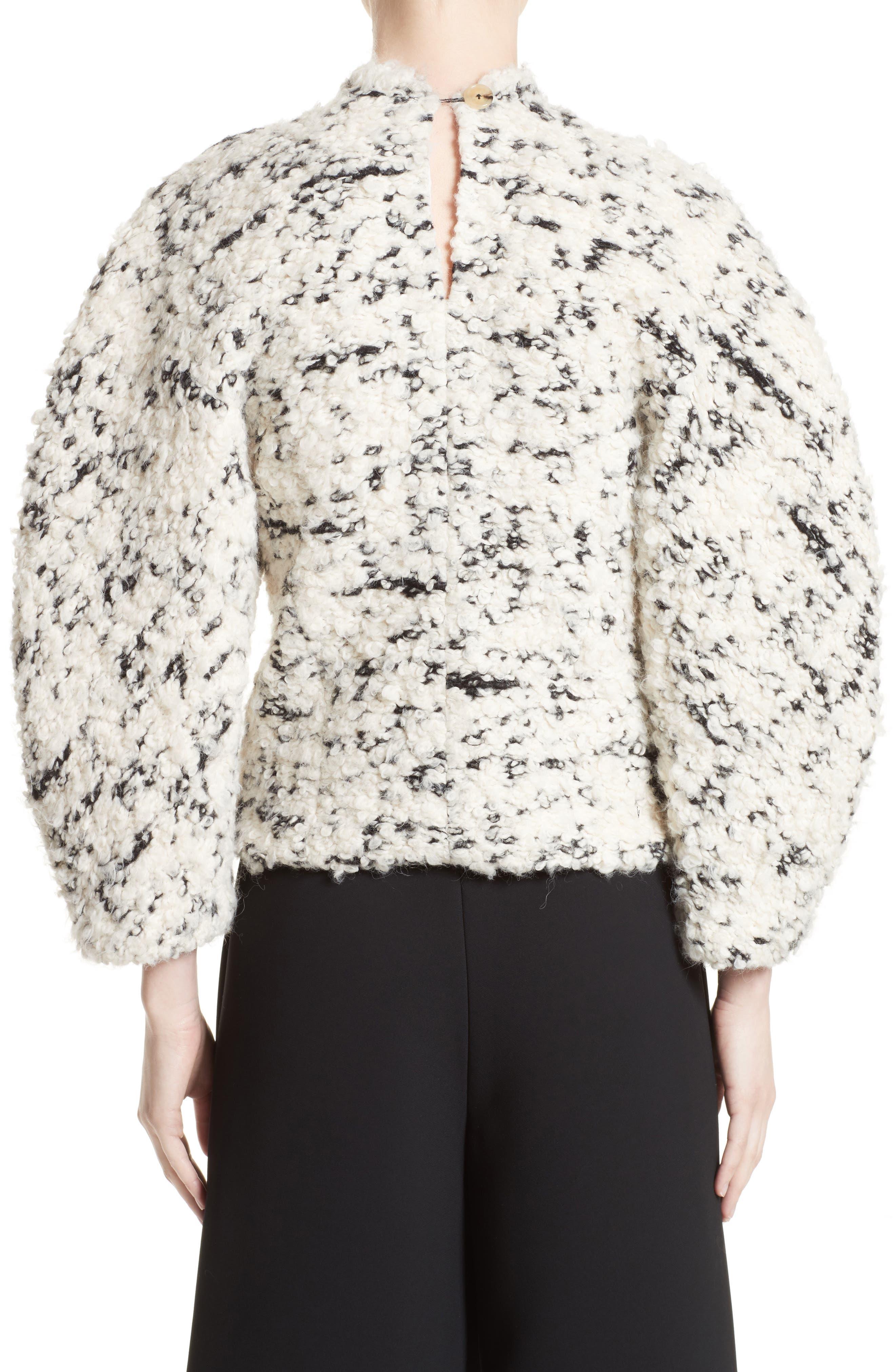 Alternate Image 2  - A.W.A.K.E. Textured Mock Neck Sweater