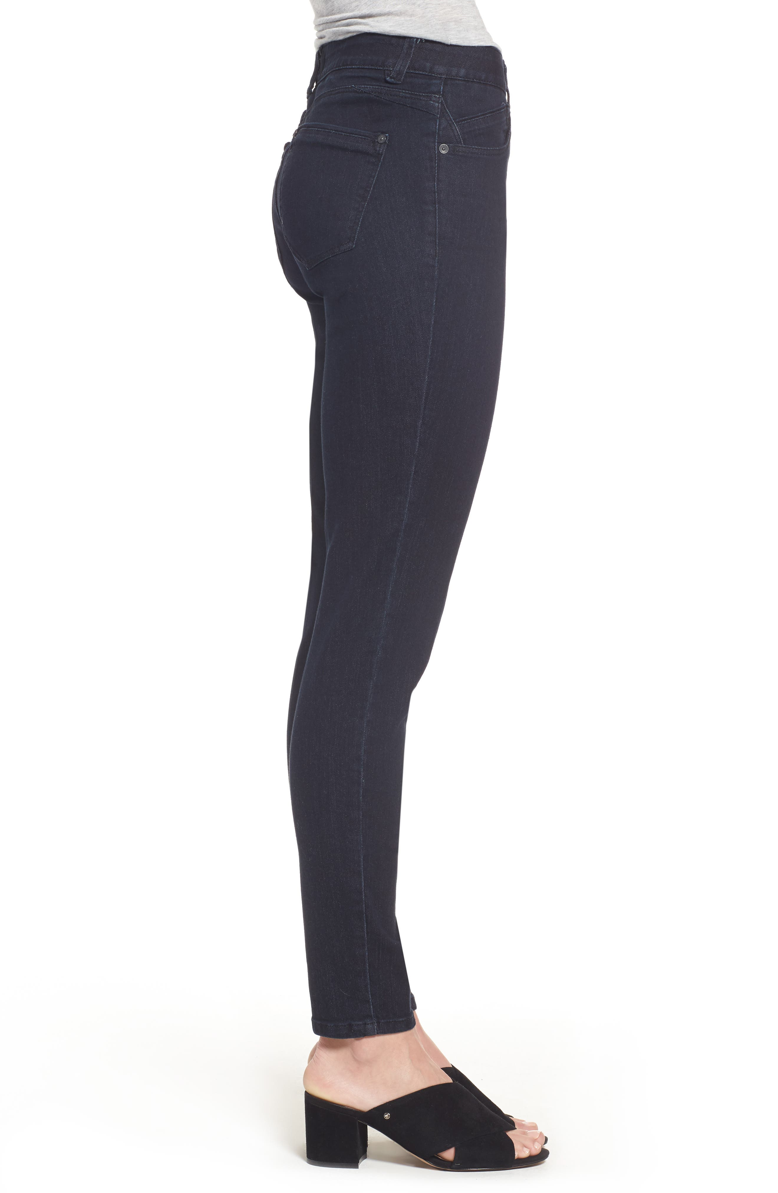 Alternate Image 3  - Wit & Wisdom Ab-solution Stretch Skinny Jeans (Regular & Petite)(Nordstrom Exclusive)
