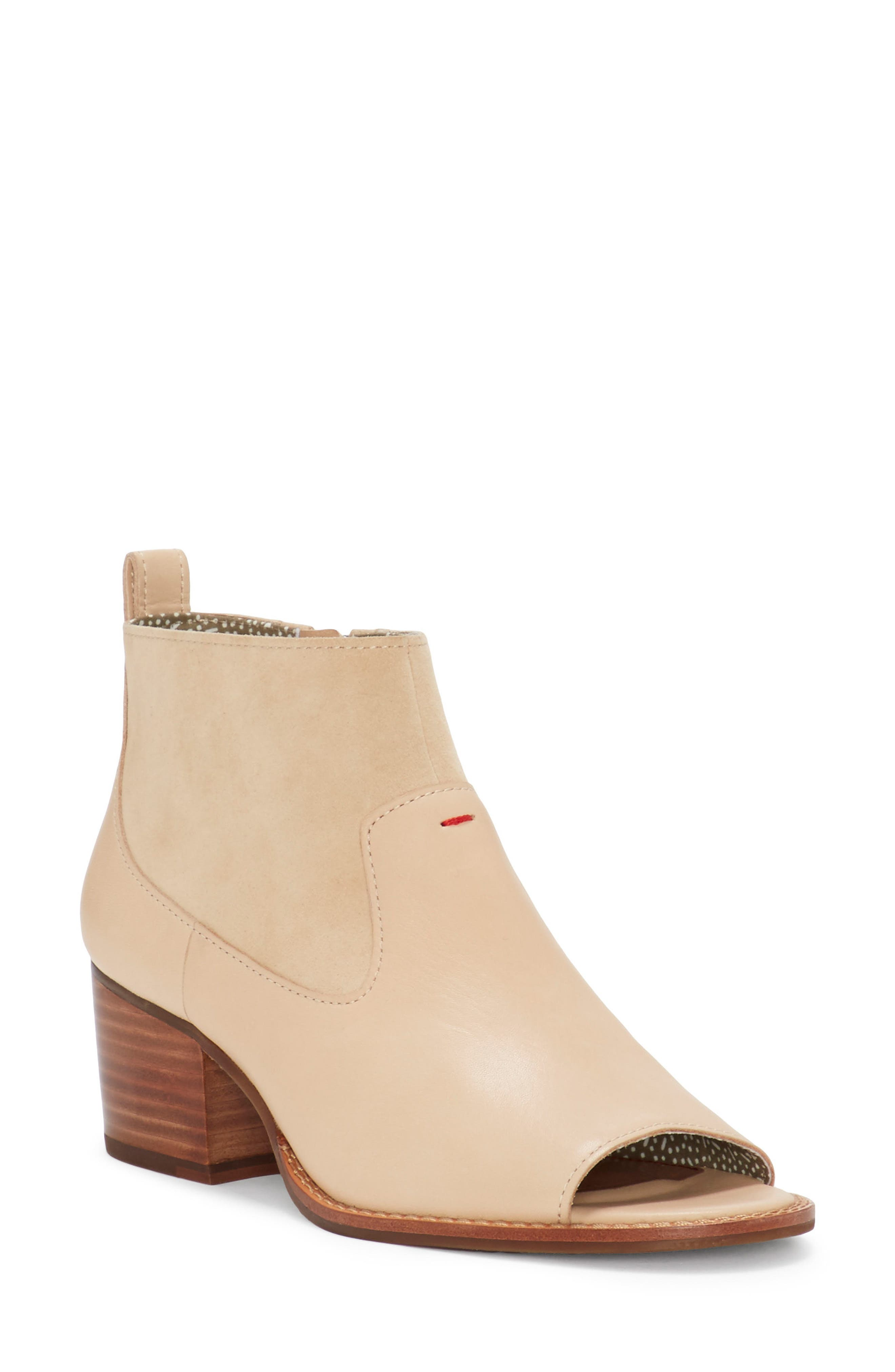 Alternate Image 1 Selected - ED Ellen DeGeneres Traison Peep Toe Bootie (Women)