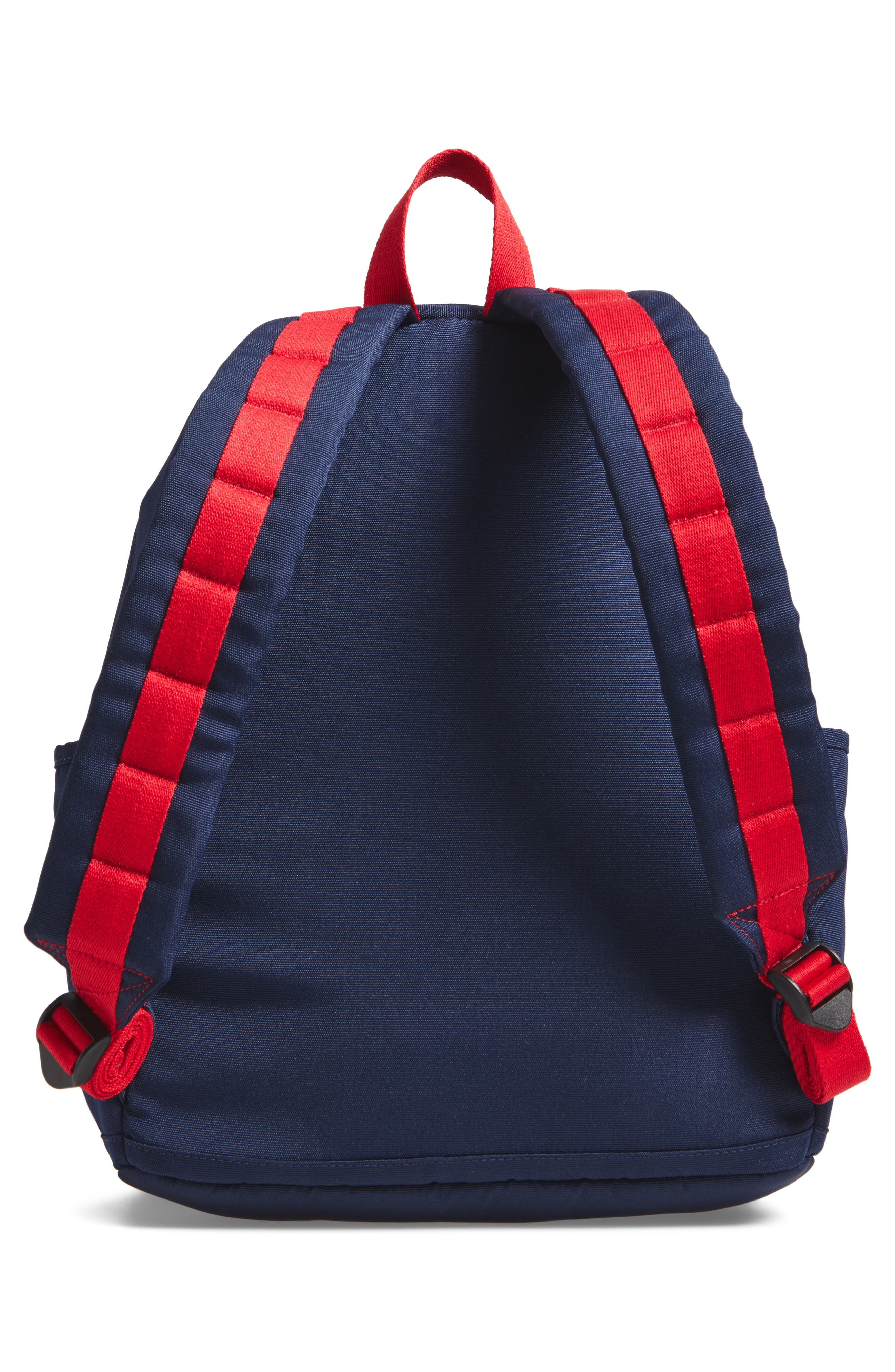 Williamsburg Bedford Backpack,                             Alternate thumbnail 3, color,                             Navy