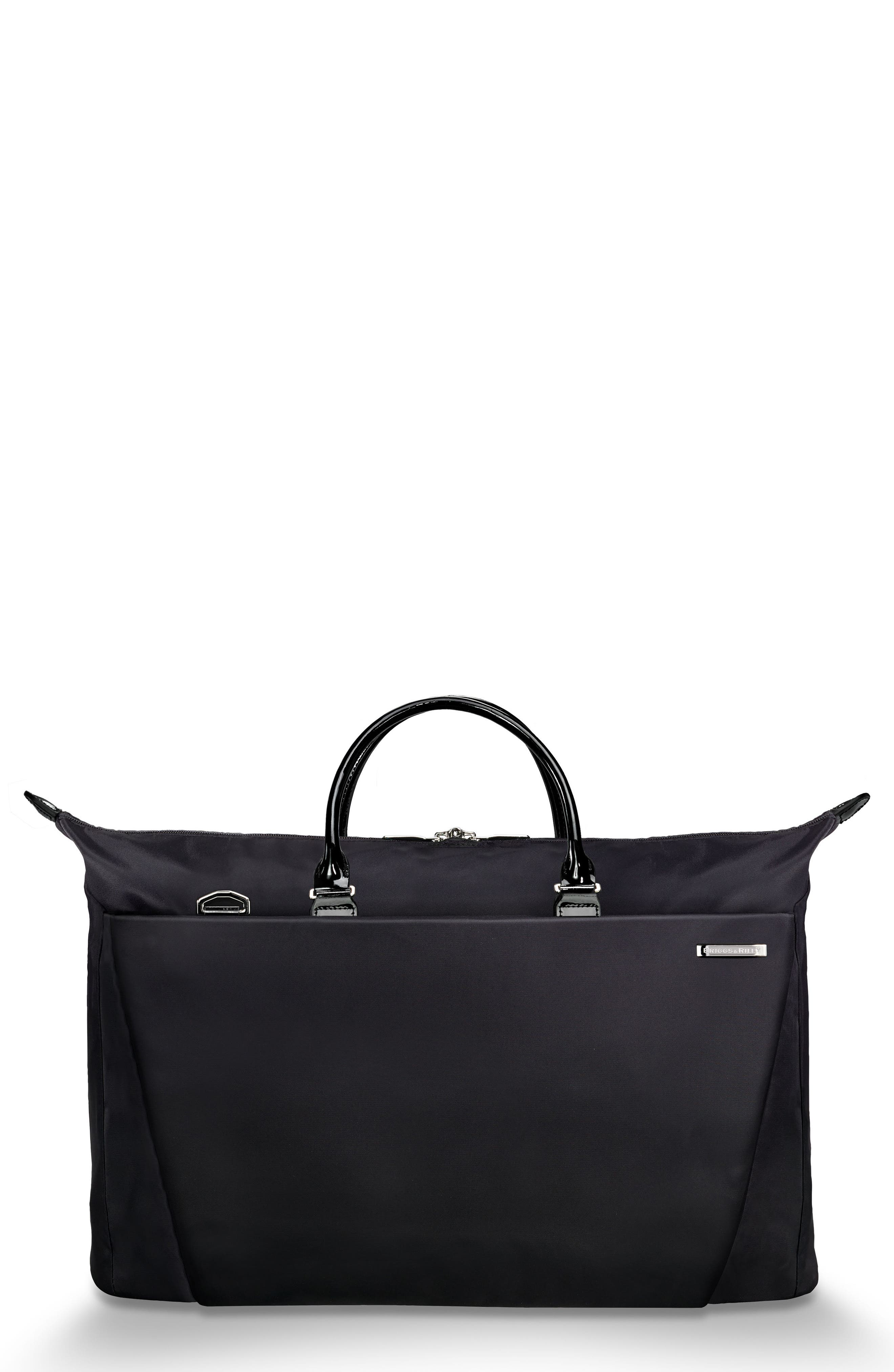 Sympatico Duffel Bag,                         Main,                         color, Onyx