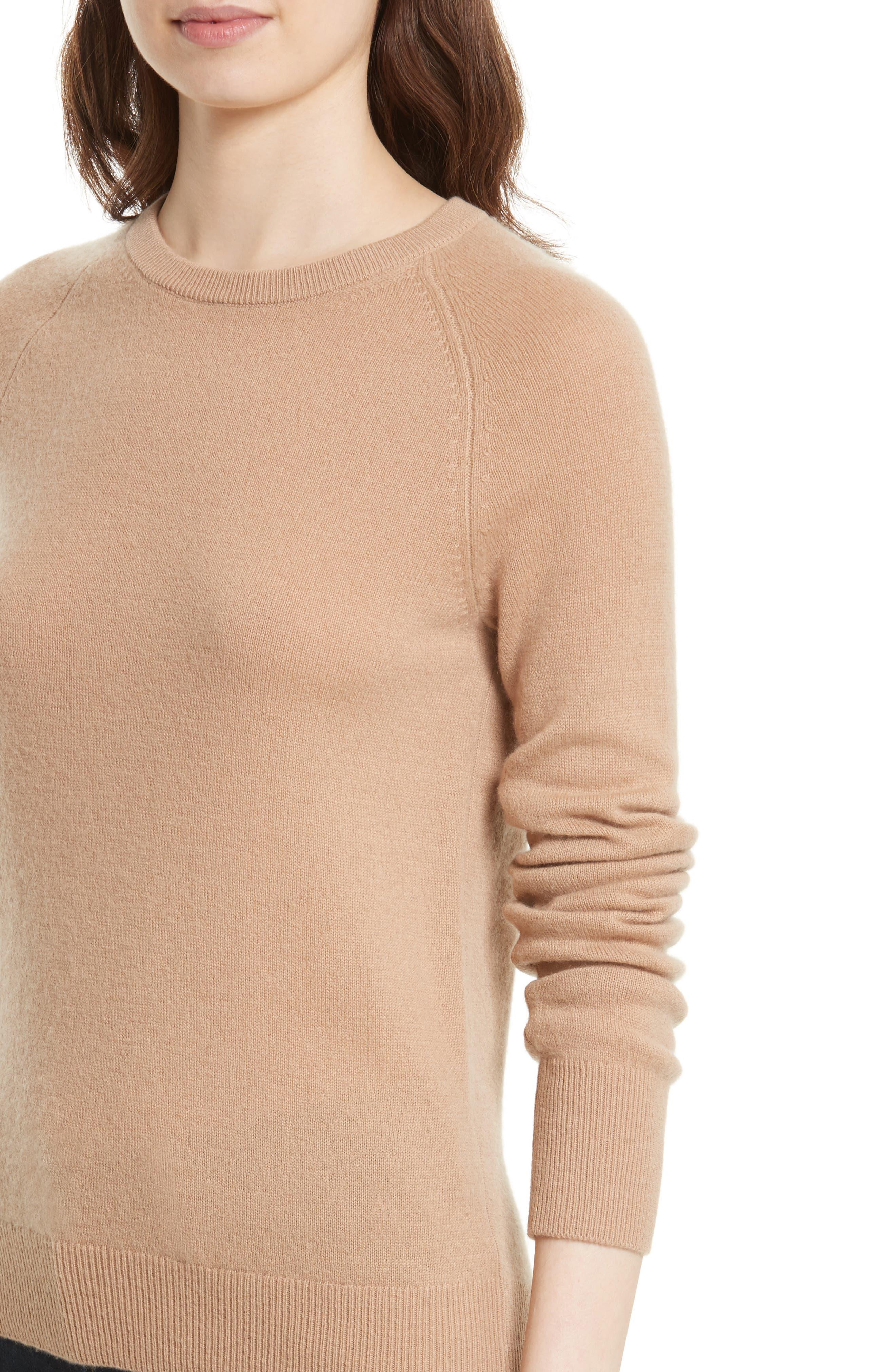 Alternate Image 4  - Equipment 'Sloane' Crewneck Cashmere Sweater