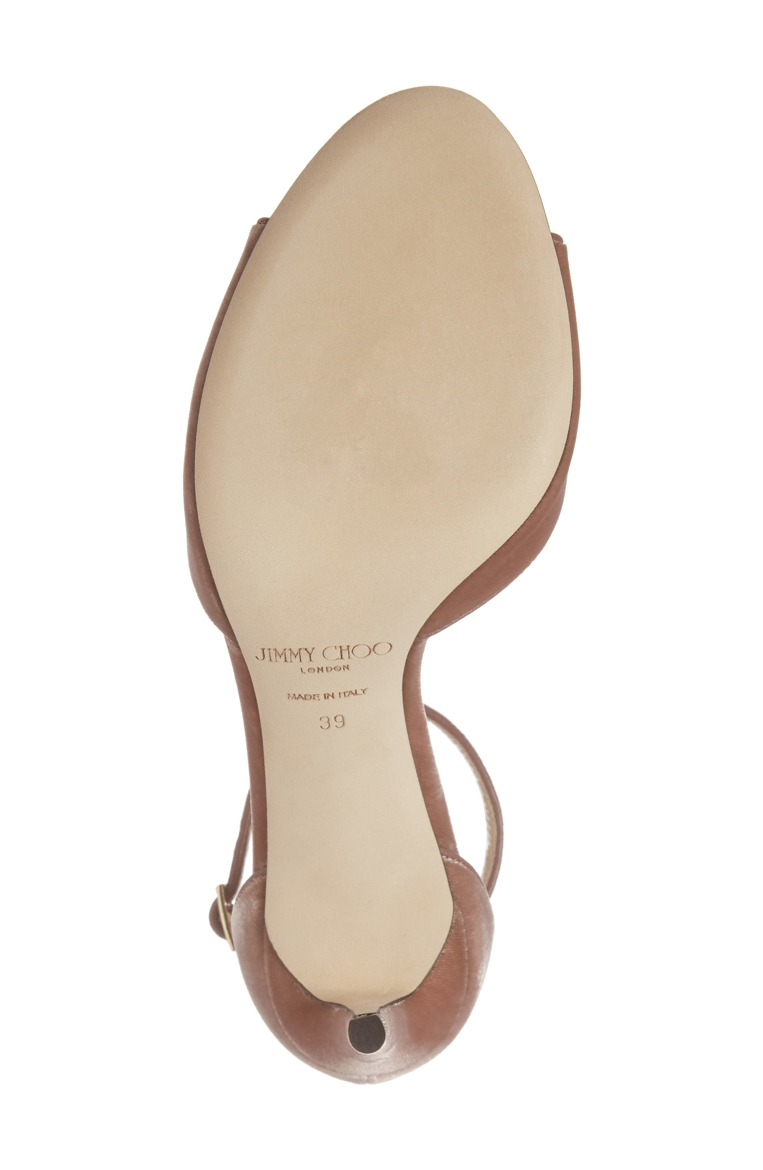 Alternate Image 6  - Jimmy Choo Annie Ankle Strap Sandal (Women)