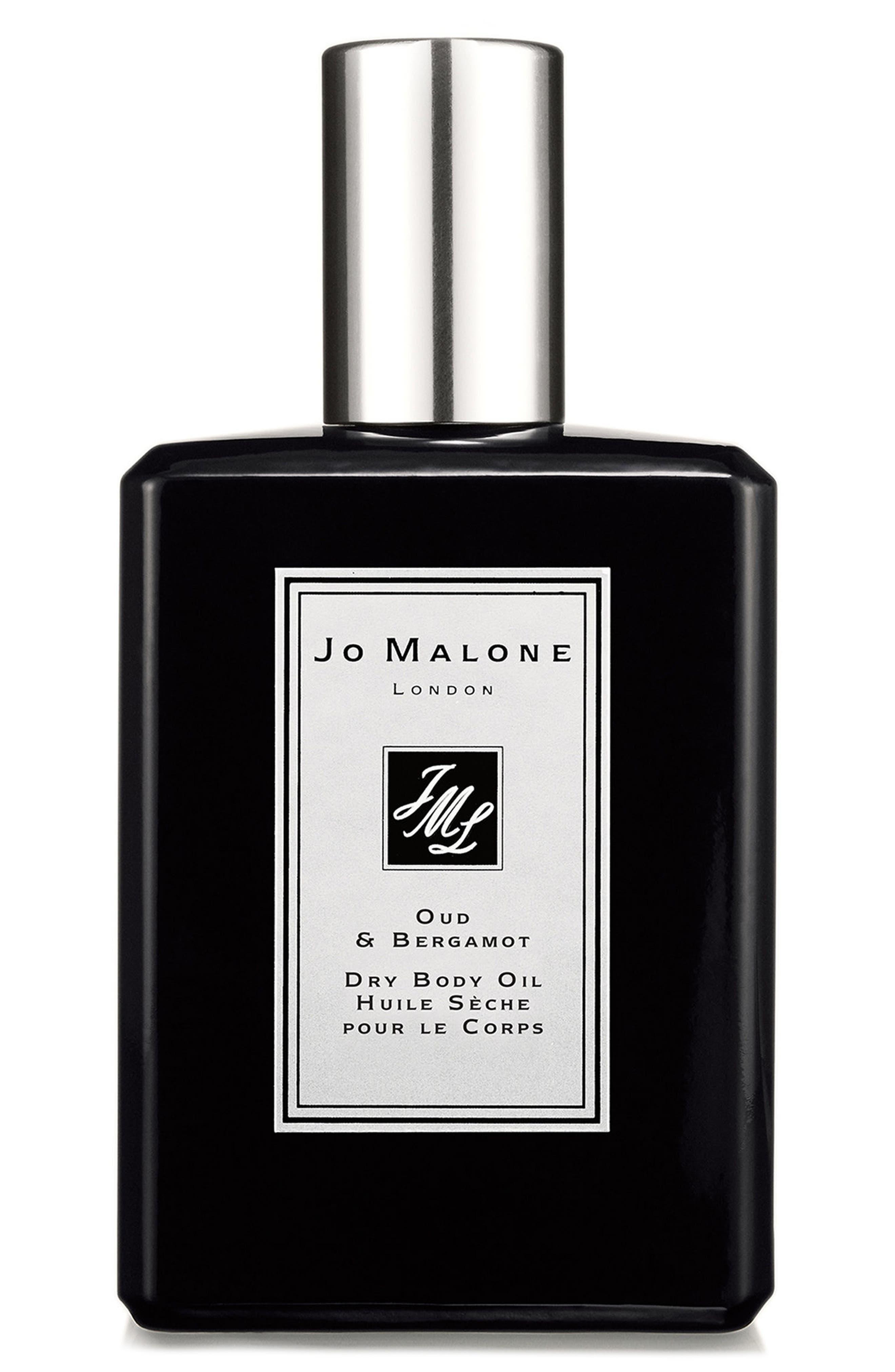 Main Image - Jo Malone London™ Oud & Bergamot Dry Body Oil